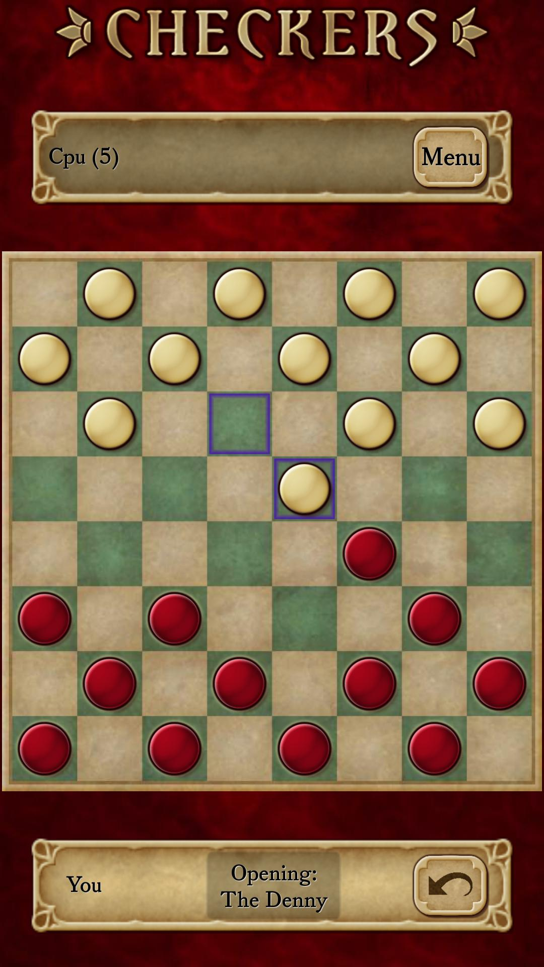 Checkers Free 2.312 Screenshot 1