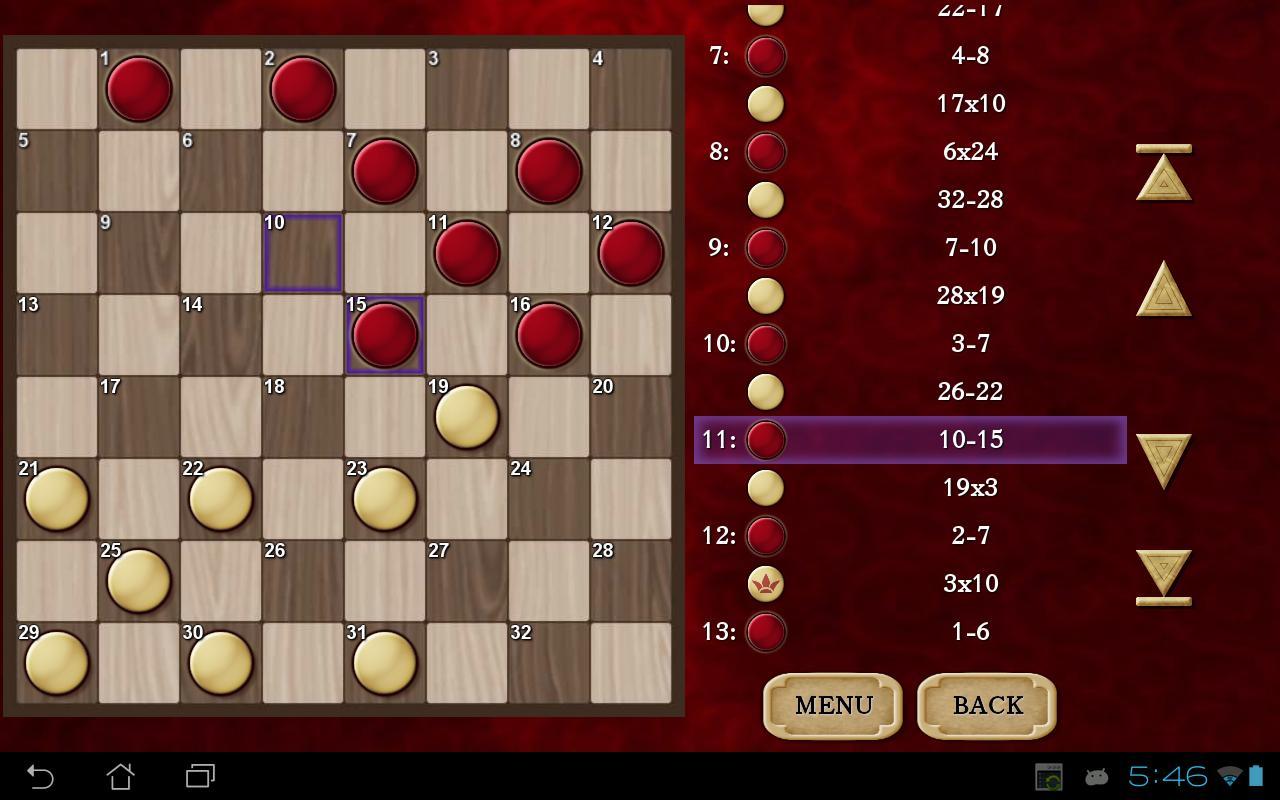 Checkers Free 2.312 Screenshot 12