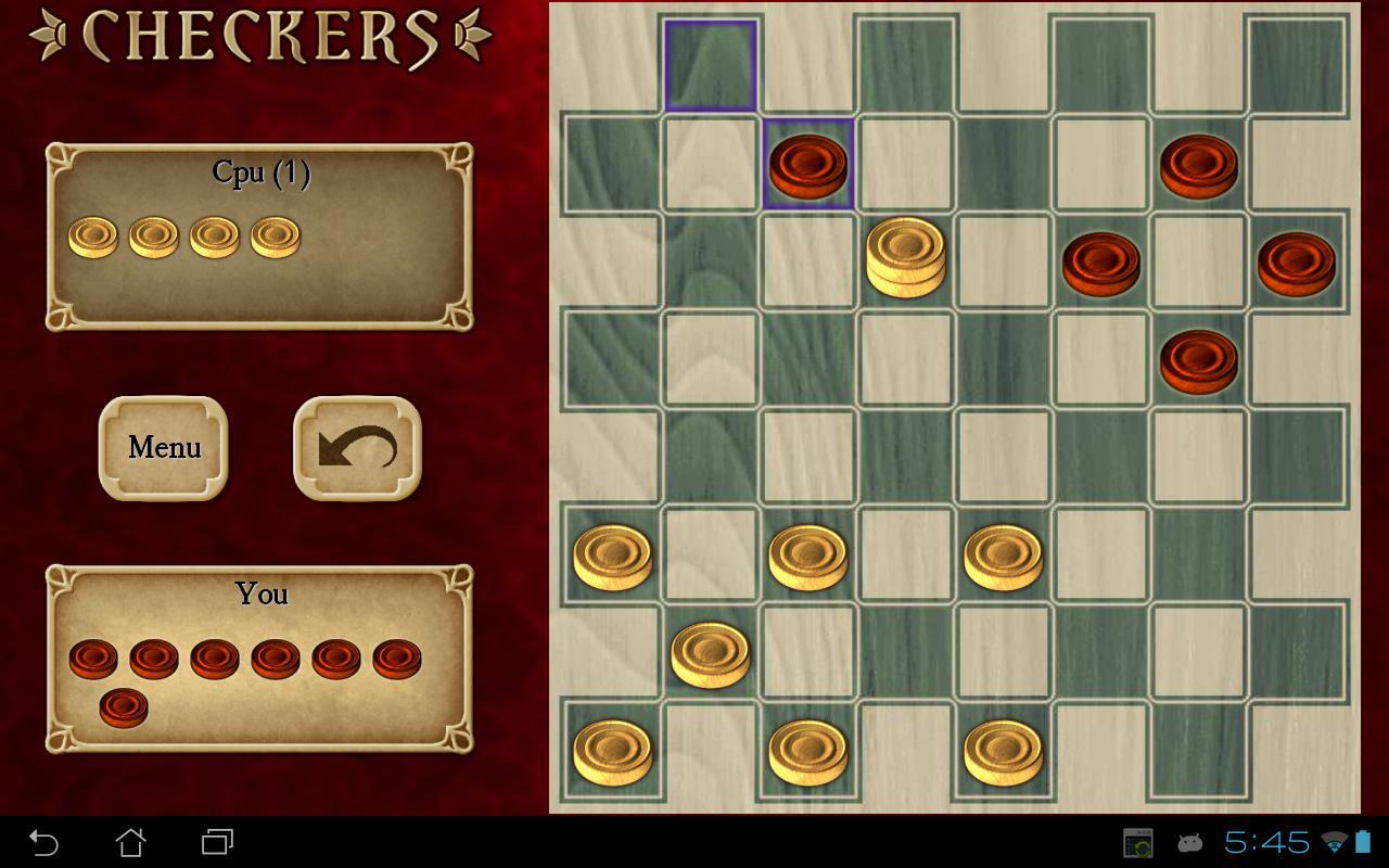 Checkers Free 2.312 Screenshot 13