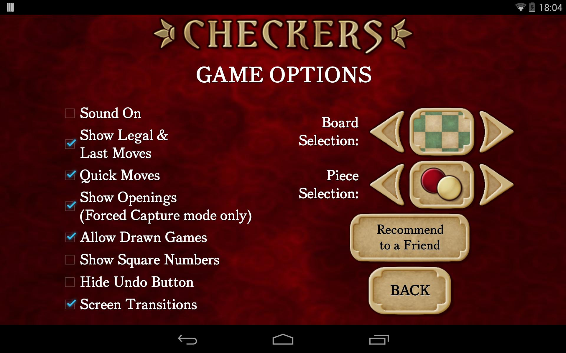 Checkers Free 2.312 Screenshot 19