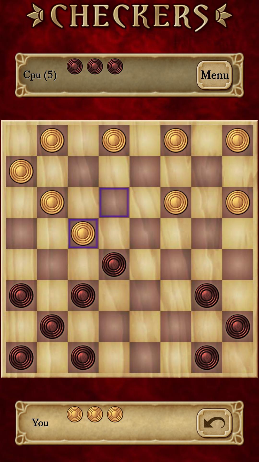 Checkers Free 2.312 Screenshot 2