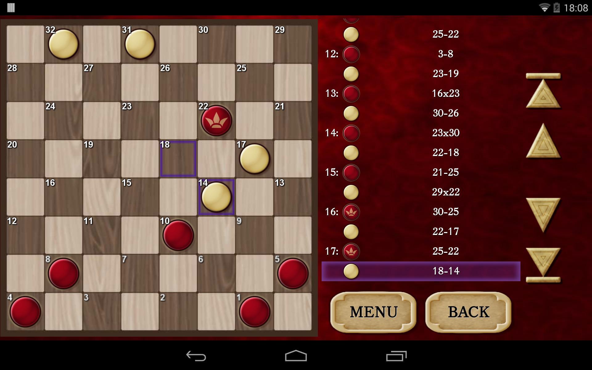 Checkers Free 2.312 Screenshot 20