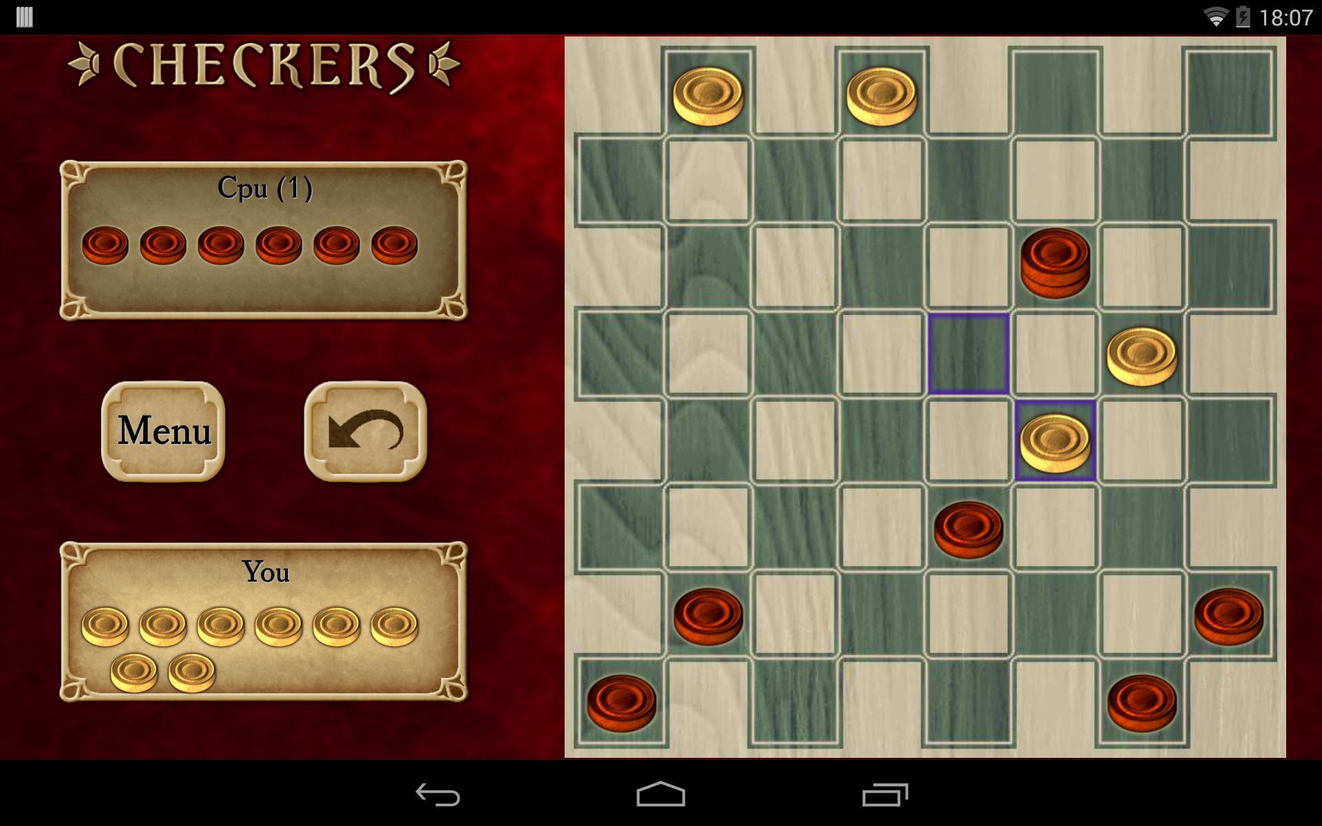 Checkers Free 2.312 Screenshot 21