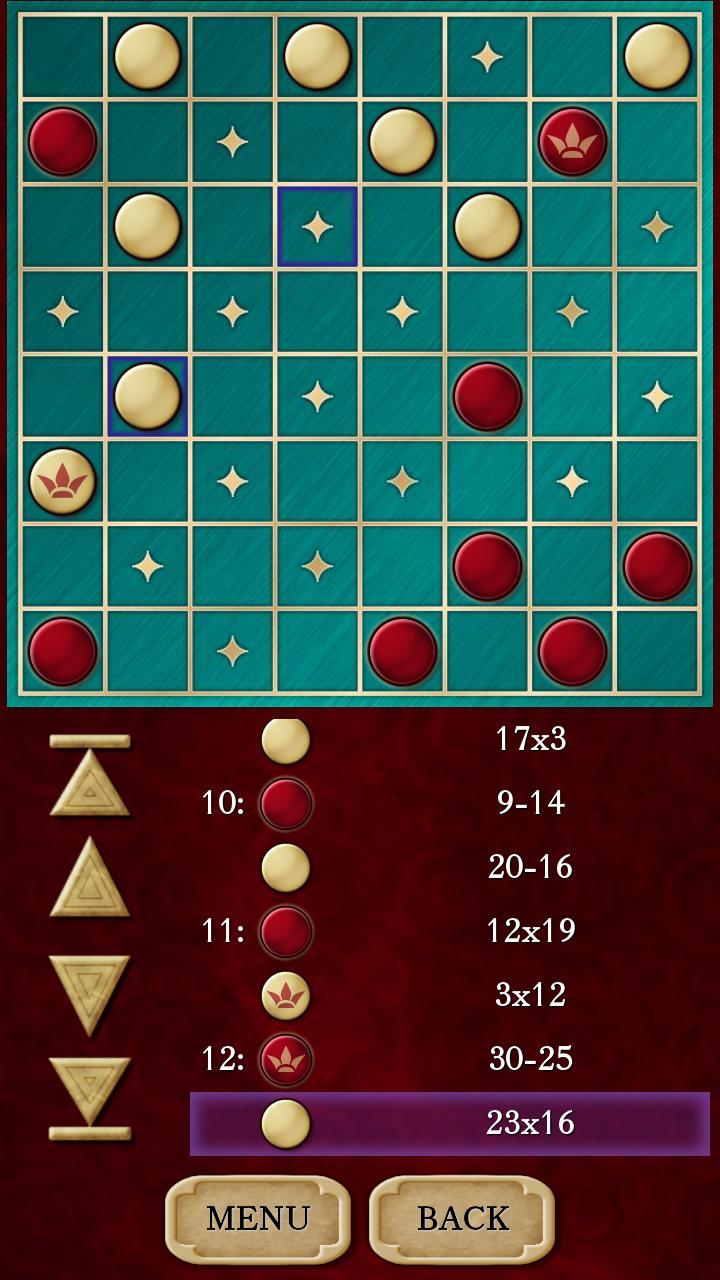 Checkers Free 2.312 Screenshot 3