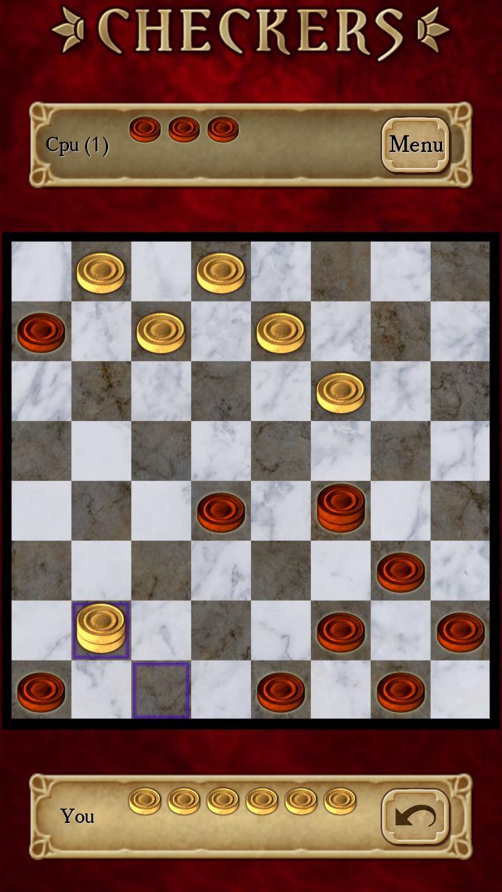 Checkers Free 2.312 Screenshot 5