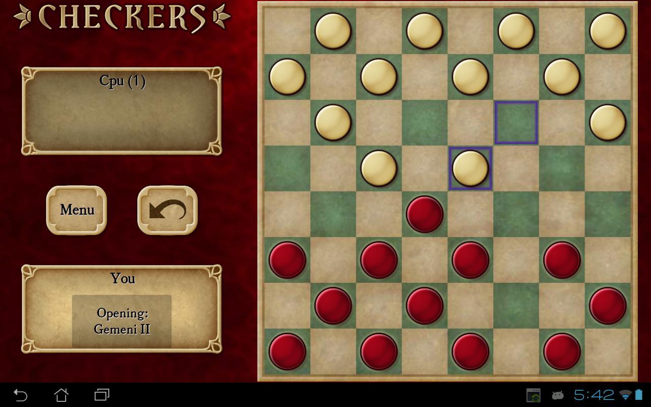 Checkers Free 2.312 Screenshot 9
