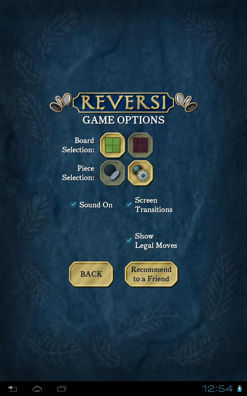 Reversi Free 1.451 Screenshot 12
