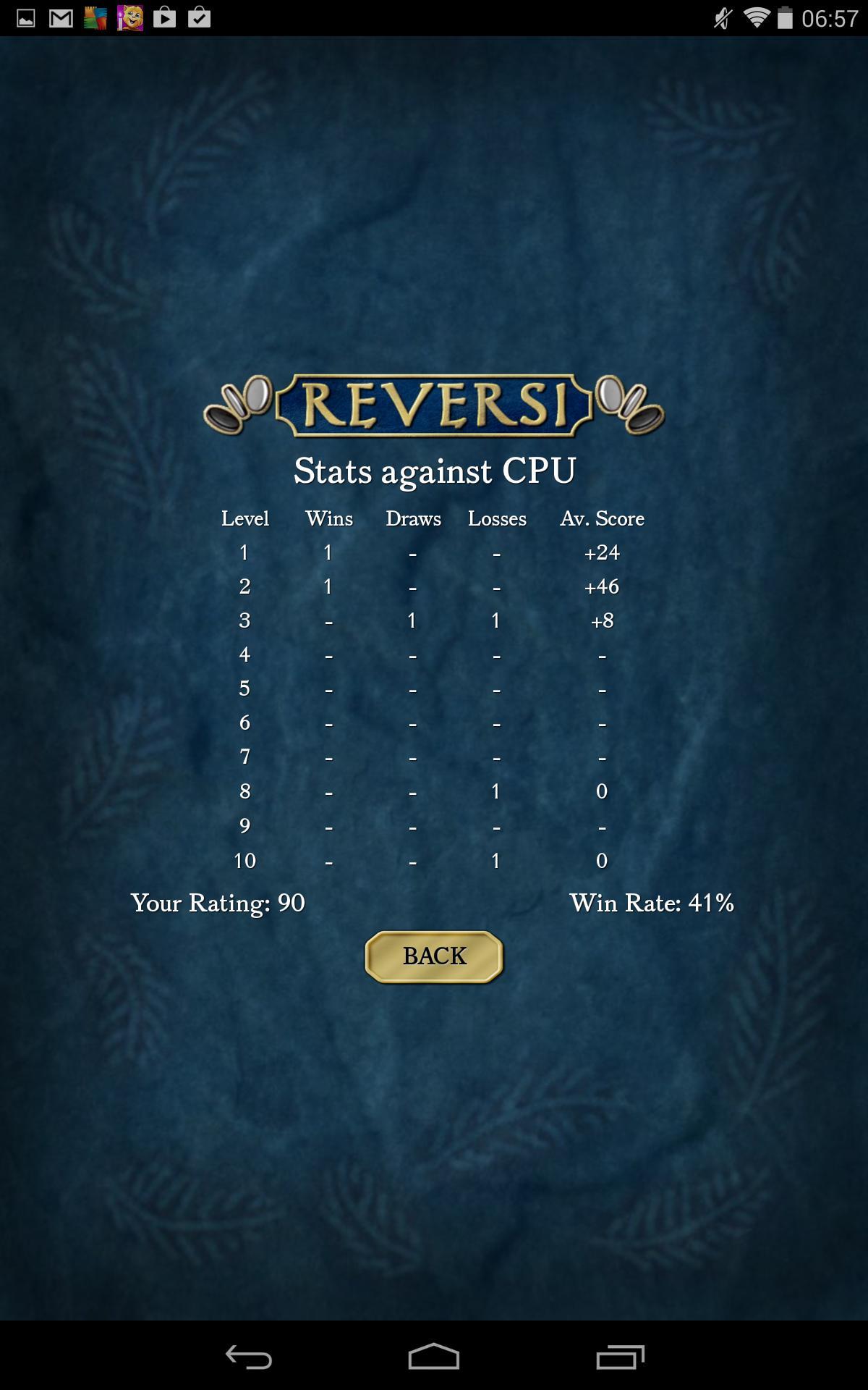 Reversi Free 1.451 Screenshot 17
