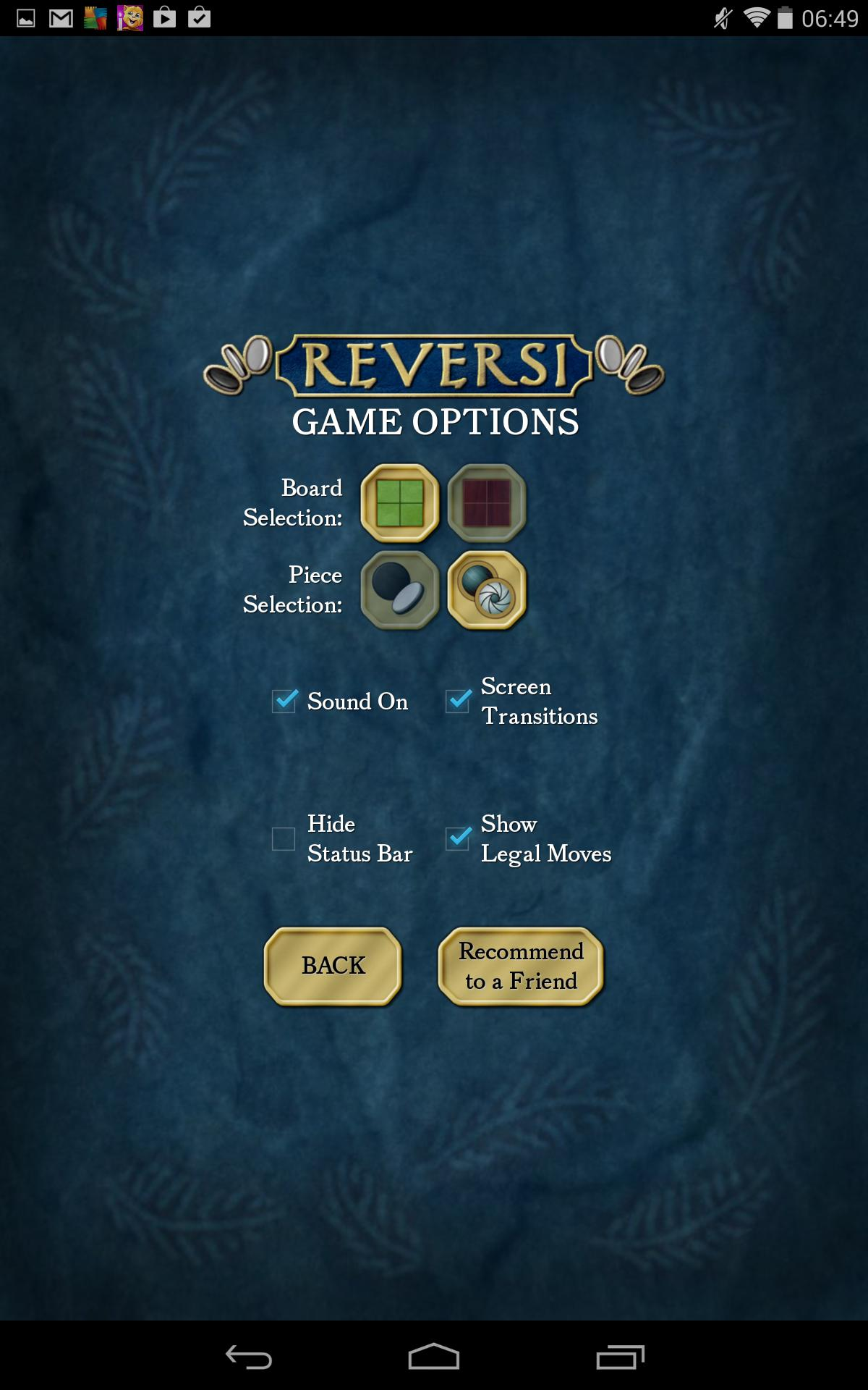 Reversi Free 1.451 Screenshot 18