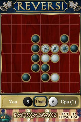 Reversi Free 1.451 Screenshot 2