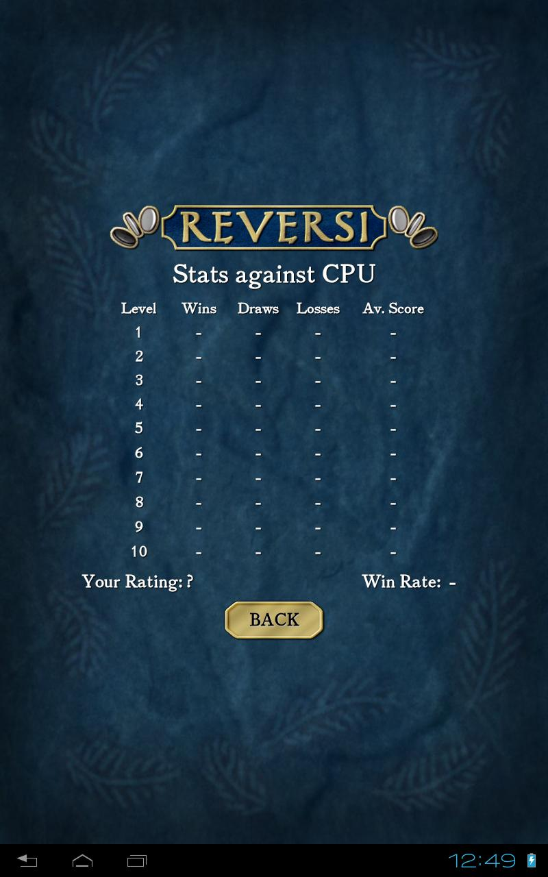 Reversi Free 1.451 Screenshot 8