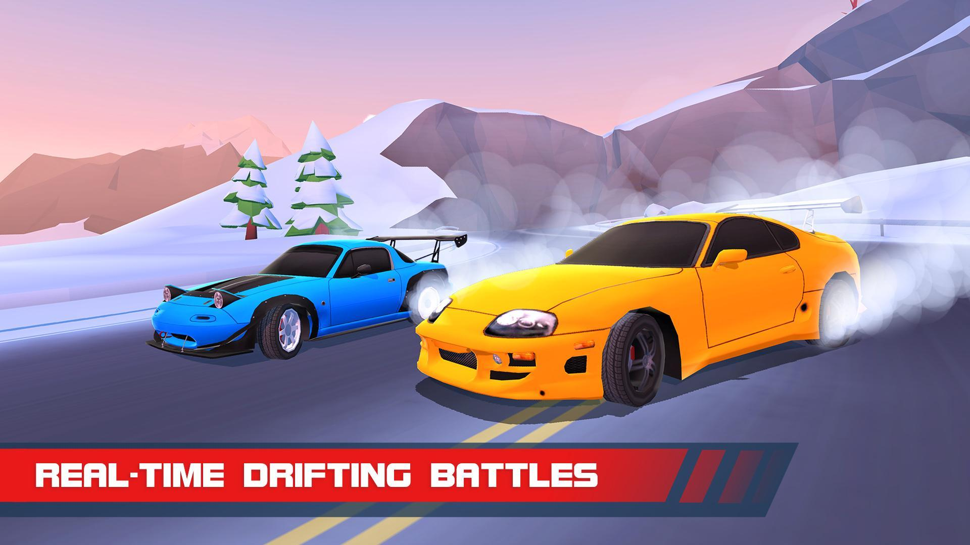 Drift Clash Online Racing screenshot