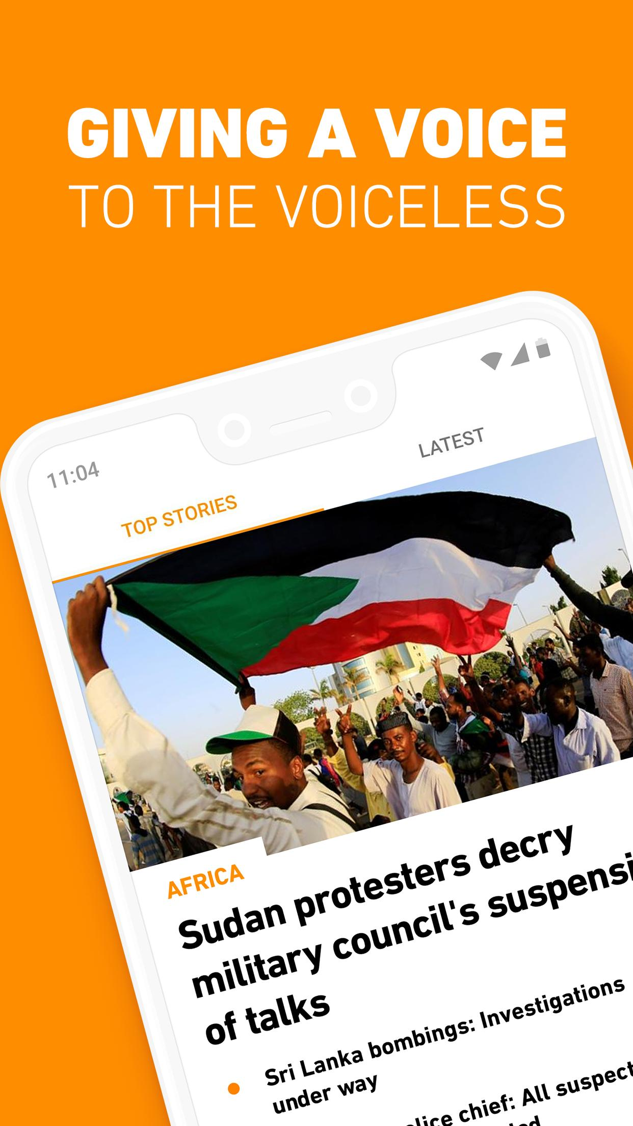 Al Jazeera English 4.7.0 Screenshot 2