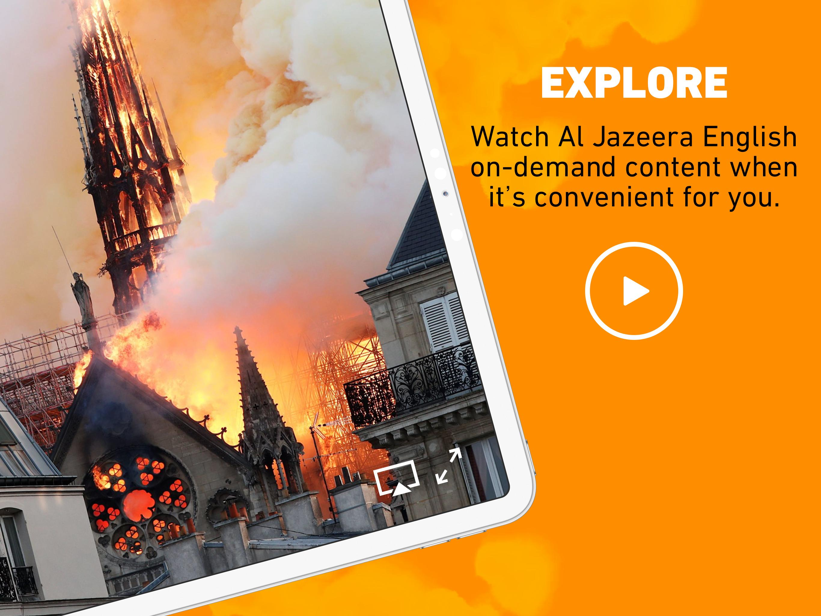 Al Jazeera English 4.7.0 Screenshot 8