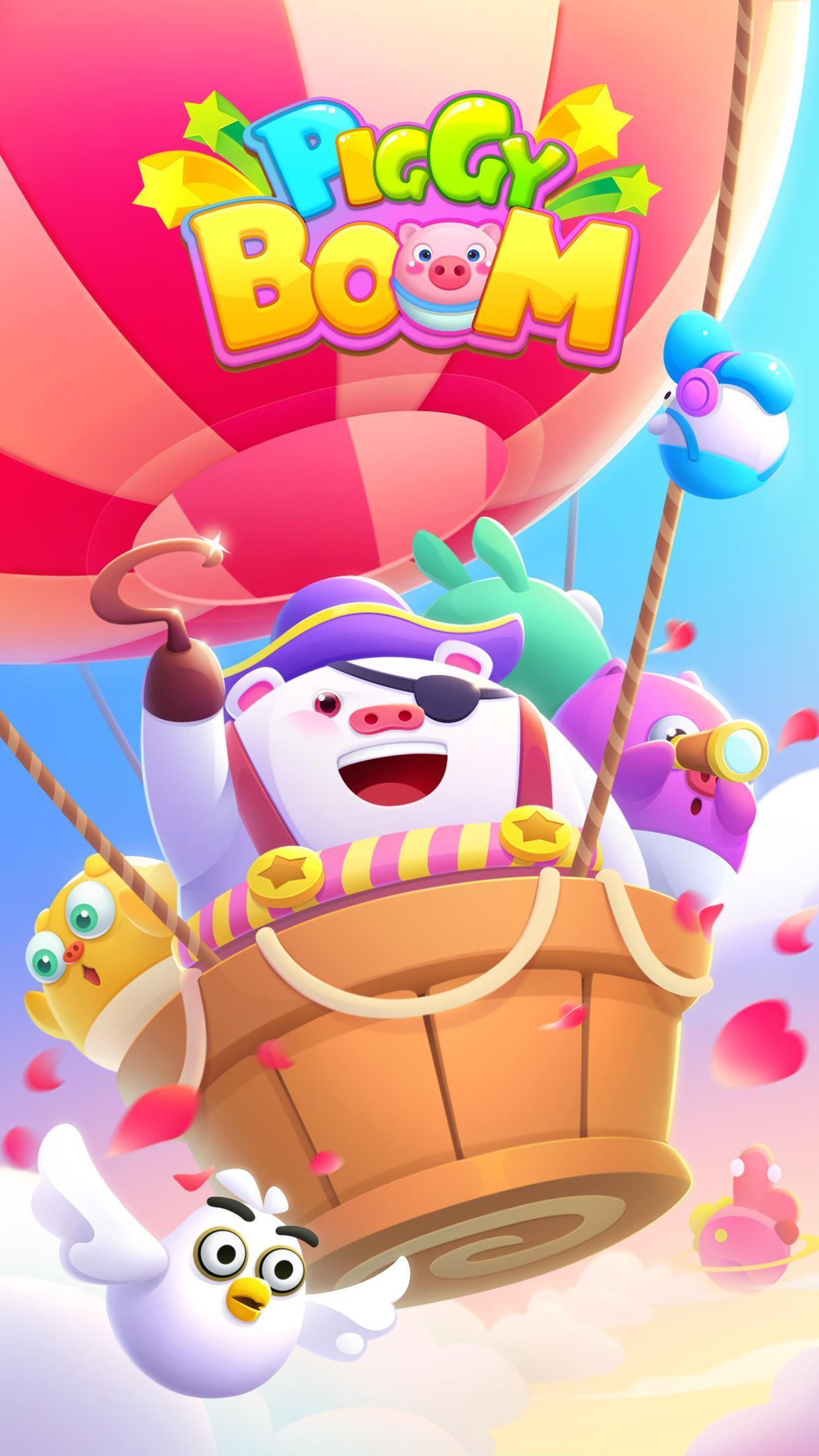 Piggy Boom Happy treasure 3.14.0 Screenshot 1