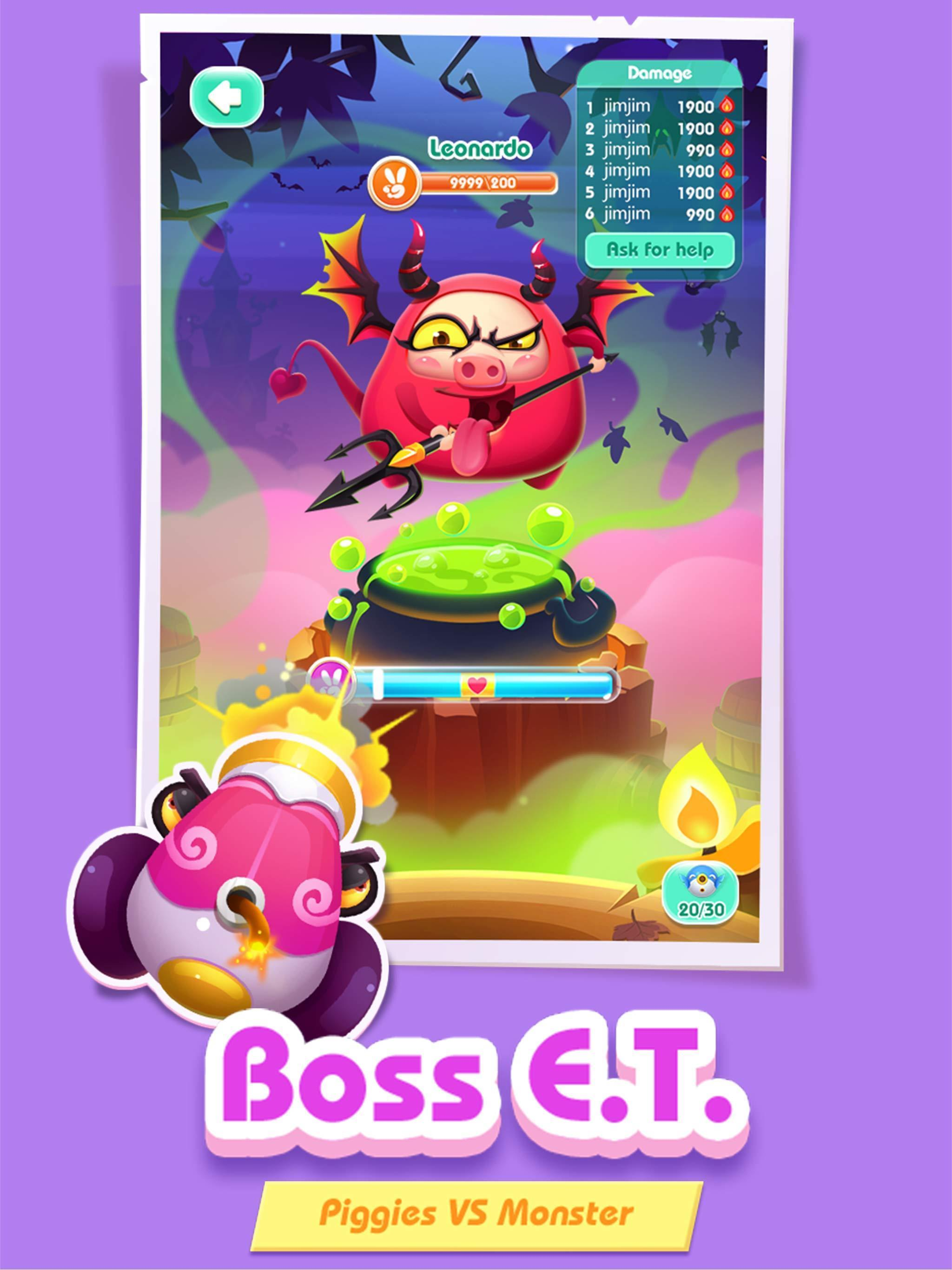 Piggy Boom Happy treasure 3.14.0 Screenshot 12