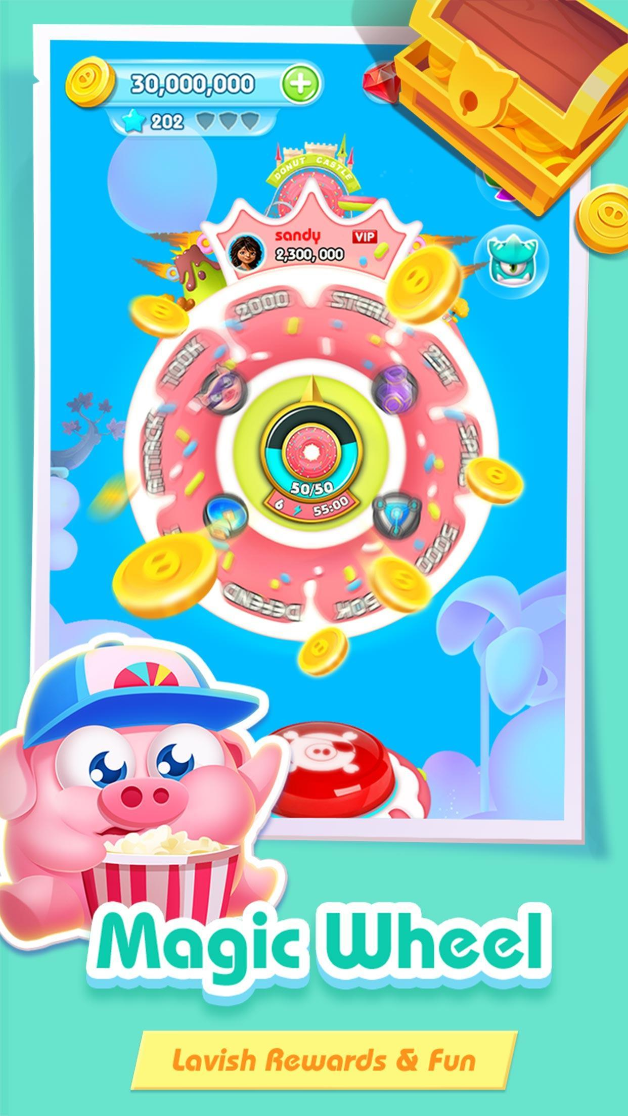 Piggy Boom Happy treasure 3.14.0 Screenshot 2