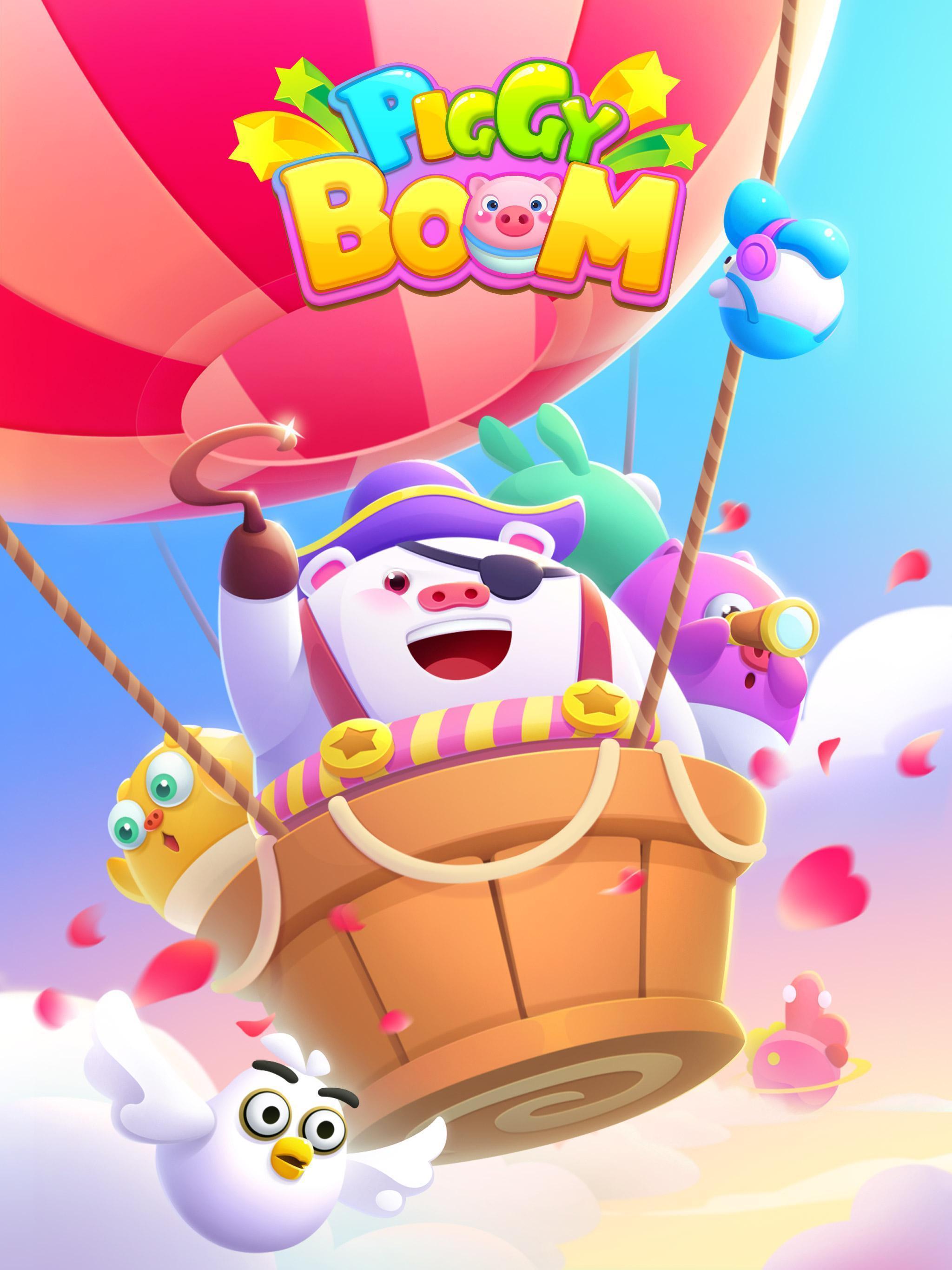 Piggy Boom Happy treasure 3.14.0 Screenshot 8