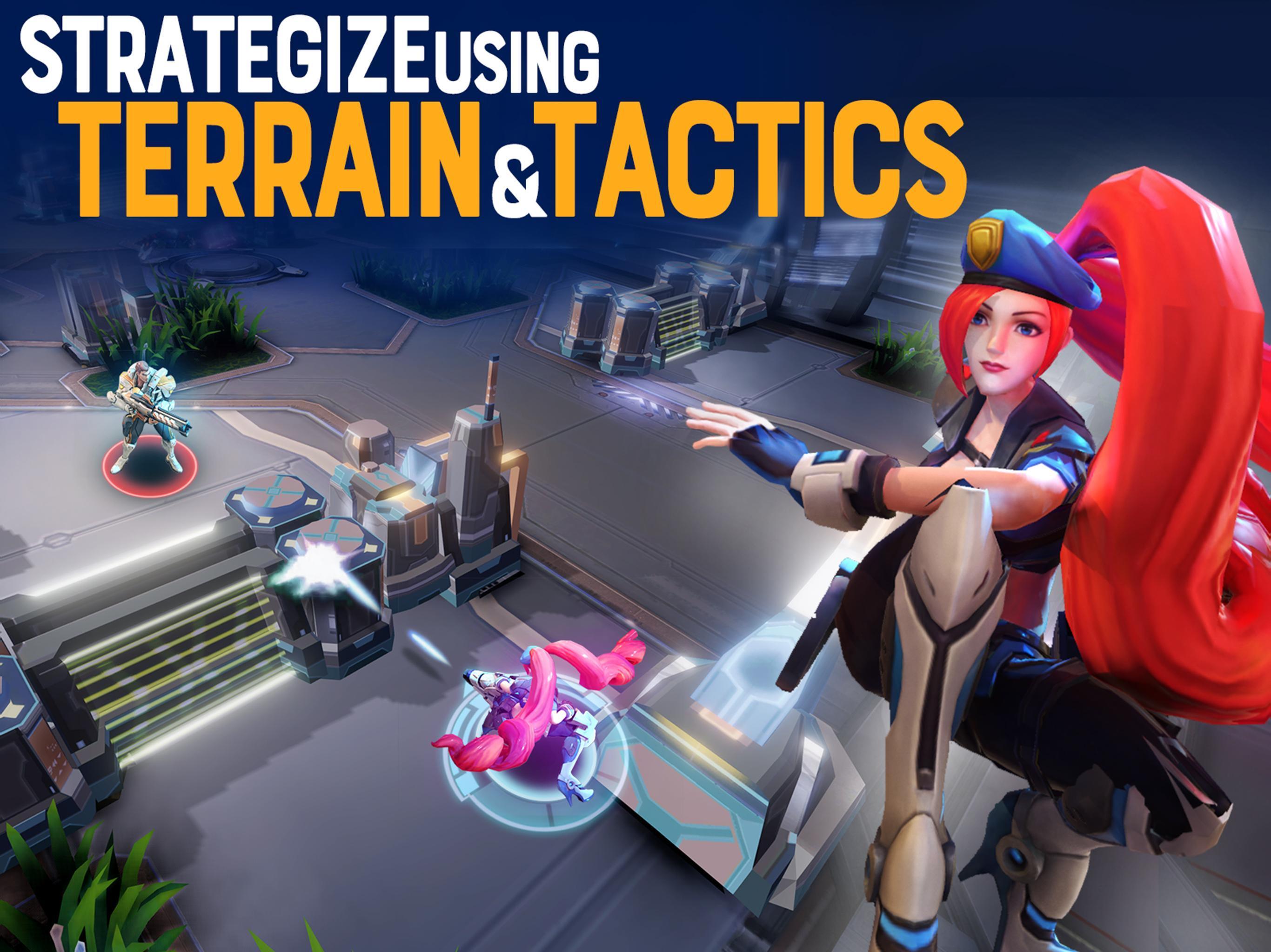Mobile Battleground Blitz 1.0.22 Screenshot 1