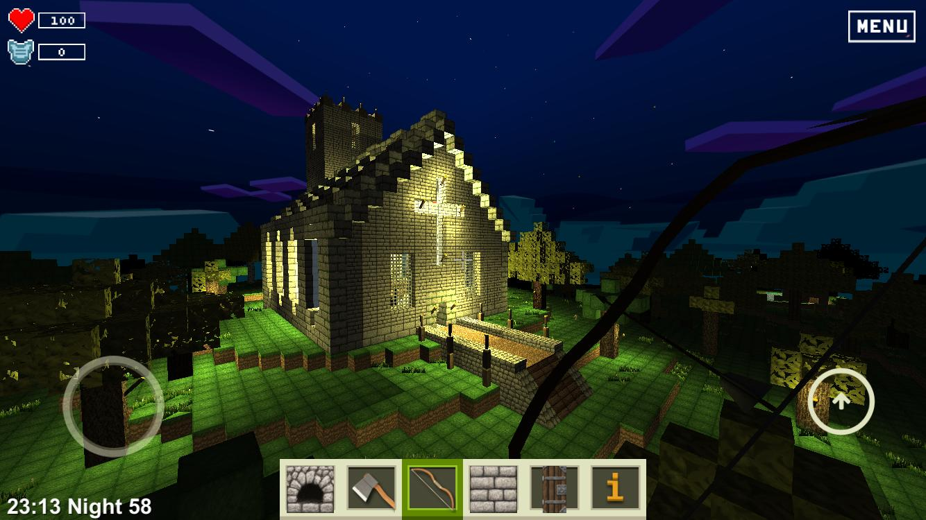 Crafting Dead Pocket Edition 1.22 Screenshot 1