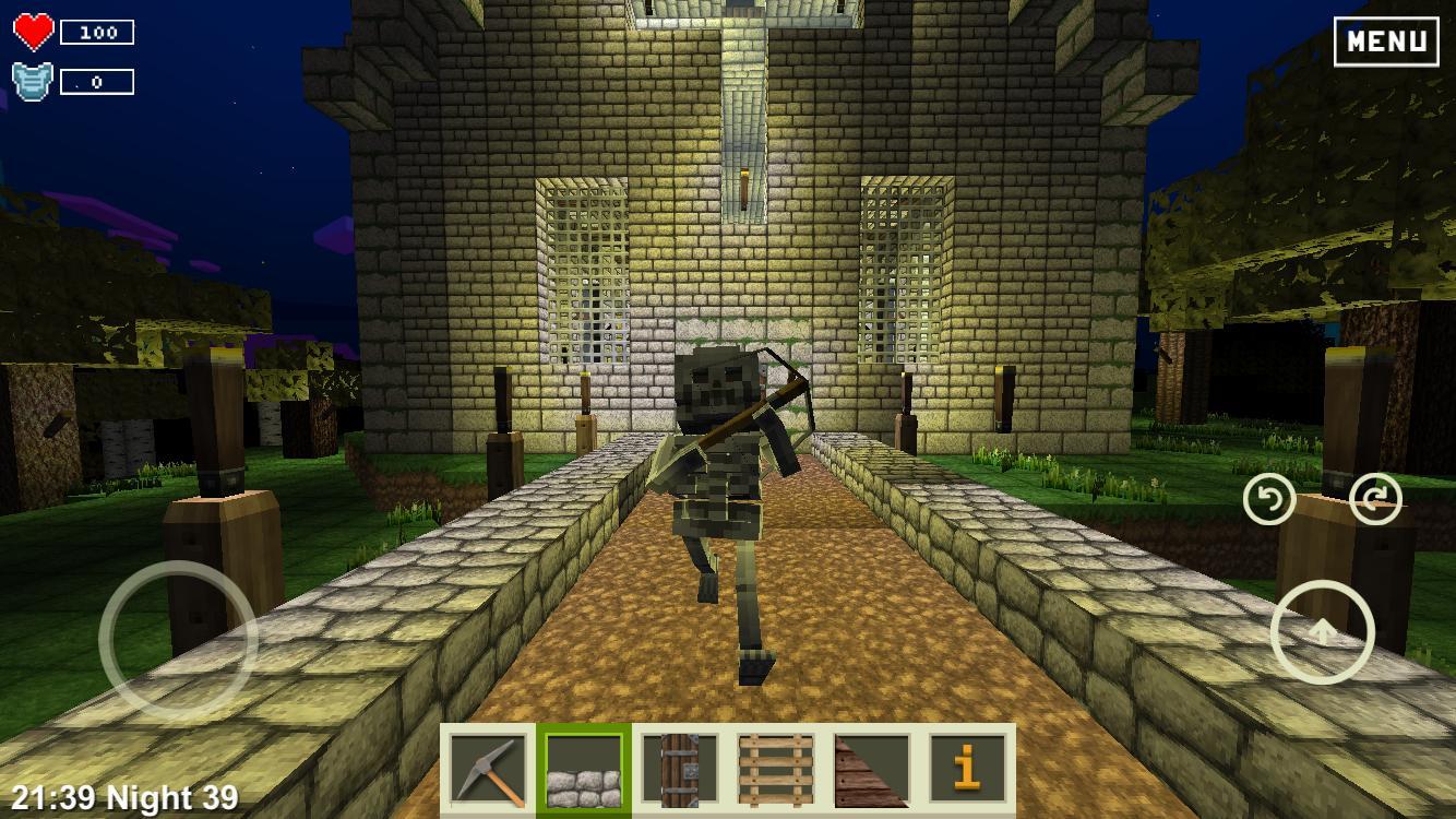 Crafting Dead Pocket Edition 1.22 Screenshot 15