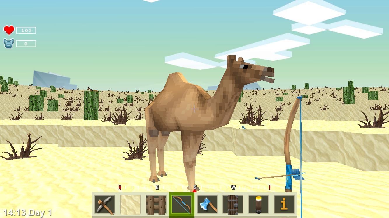Crafting Dead Pocket Edition 1.22 Screenshot 18