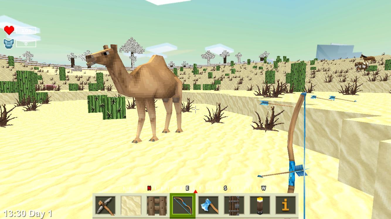 Crafting Dead Pocket Edition 1.22 Screenshot 2