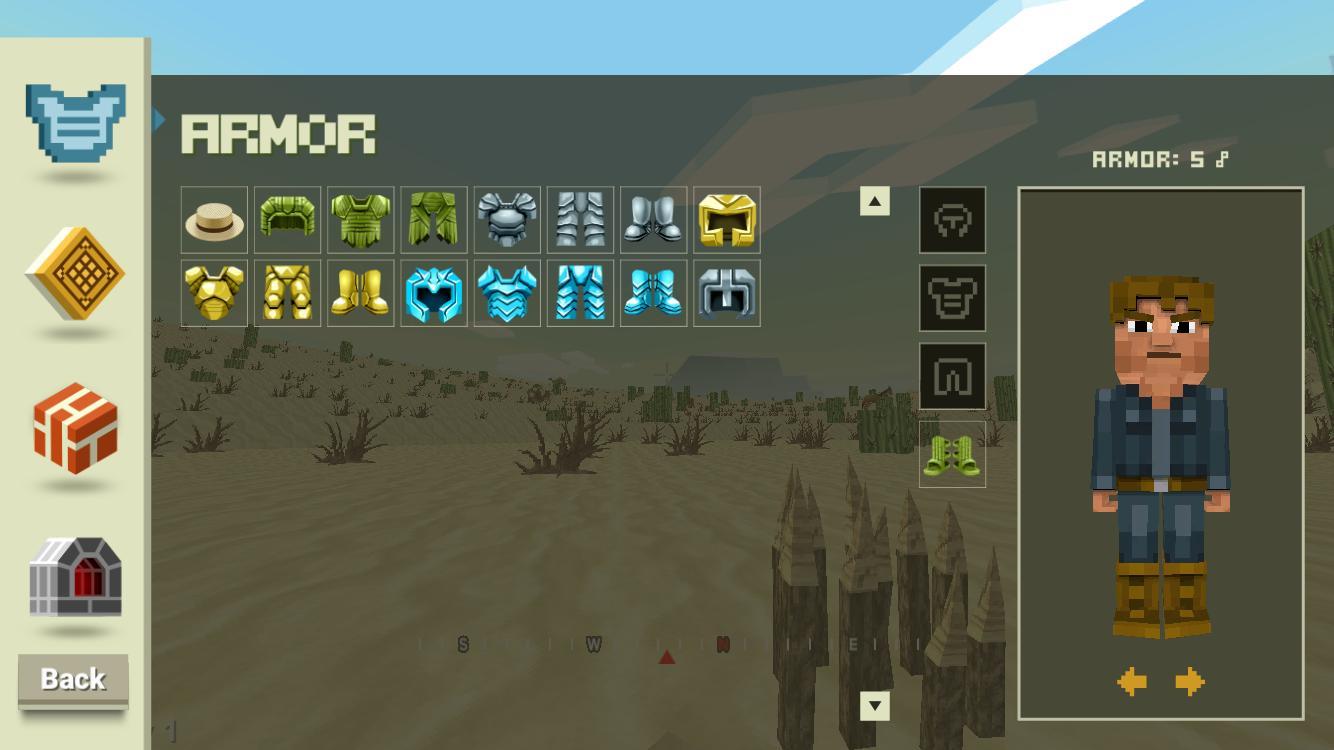 Crafting Dead Pocket Edition 1.22 Screenshot 4