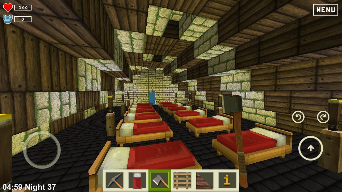 Crafting Dead Pocket Edition 1.22 Screenshot 5