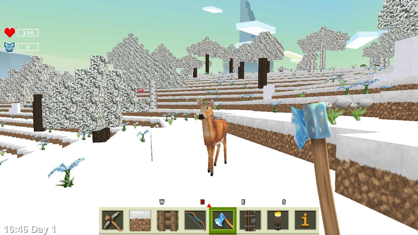 Crafting Dead Pocket Edition 1.22 Screenshot 6