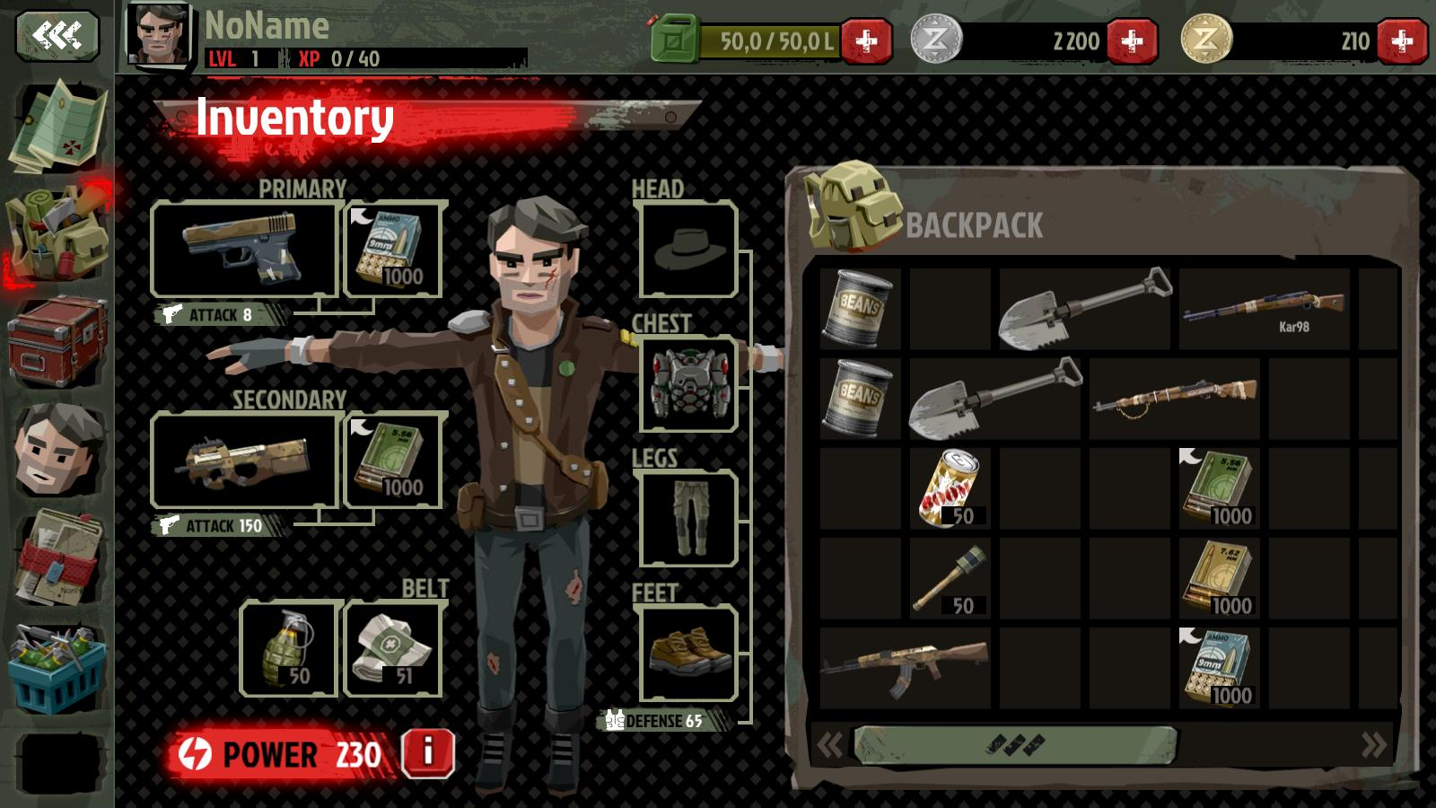 The Walking Zombie 2 Zombie shooter 3.4.2 Screenshot 7
