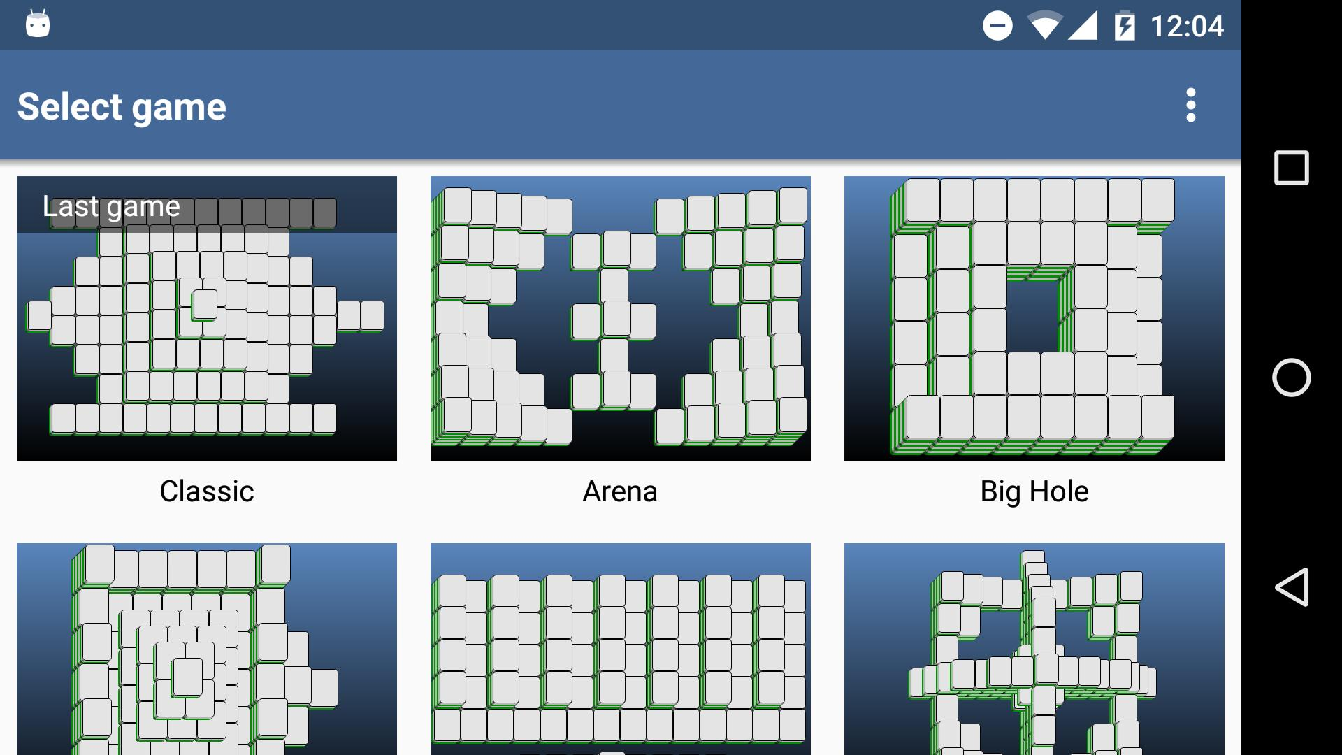 Mahjongg Builder 2.2.0 Screenshot 1