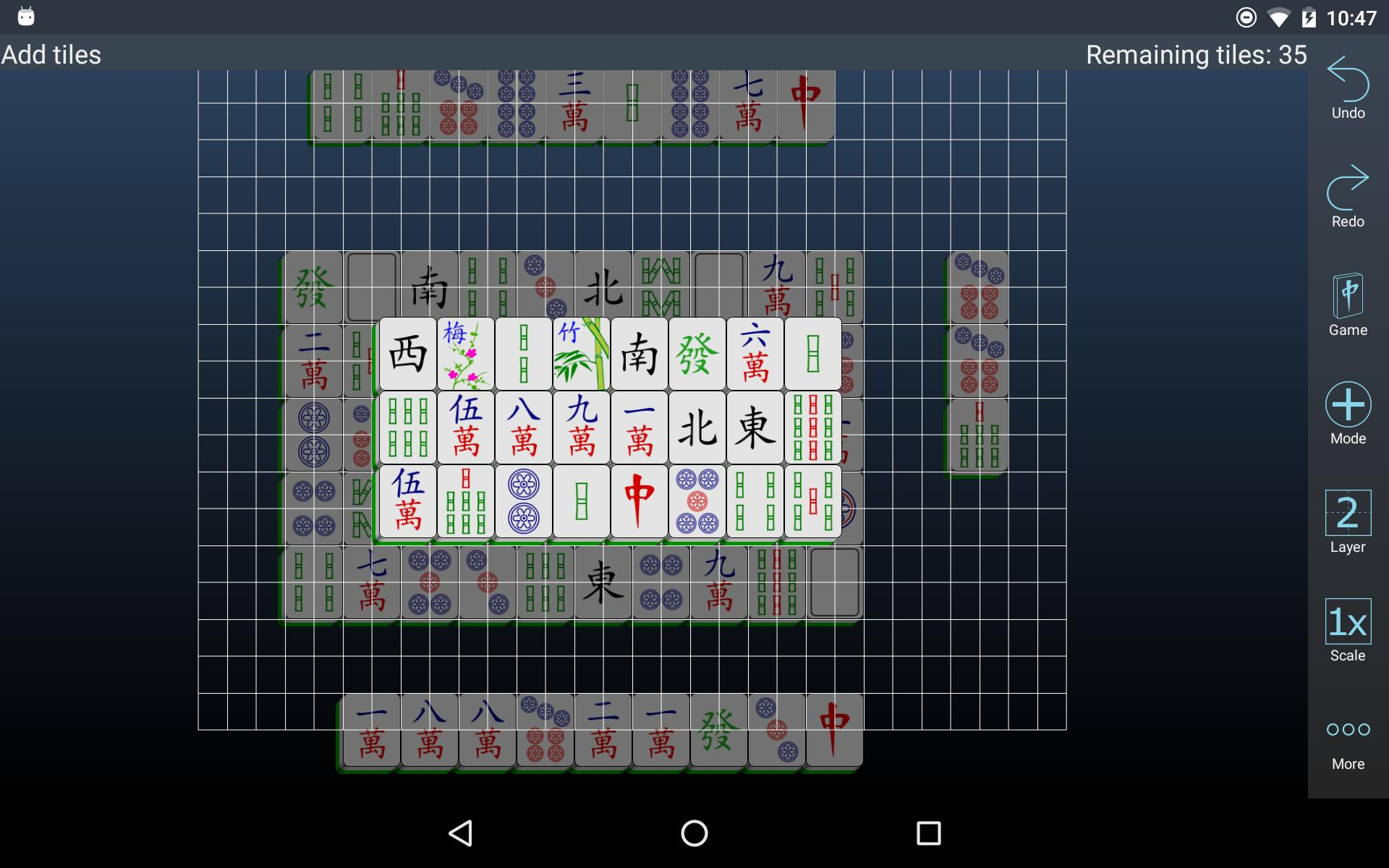 Mahjongg Builder 2.2.0 Screenshot 12