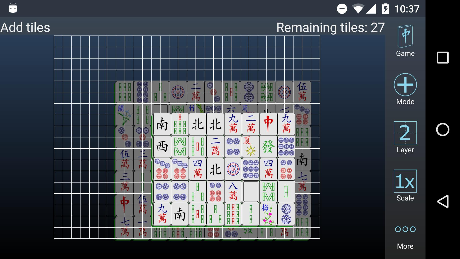 Mahjongg Builder 2.2.0 Screenshot 5