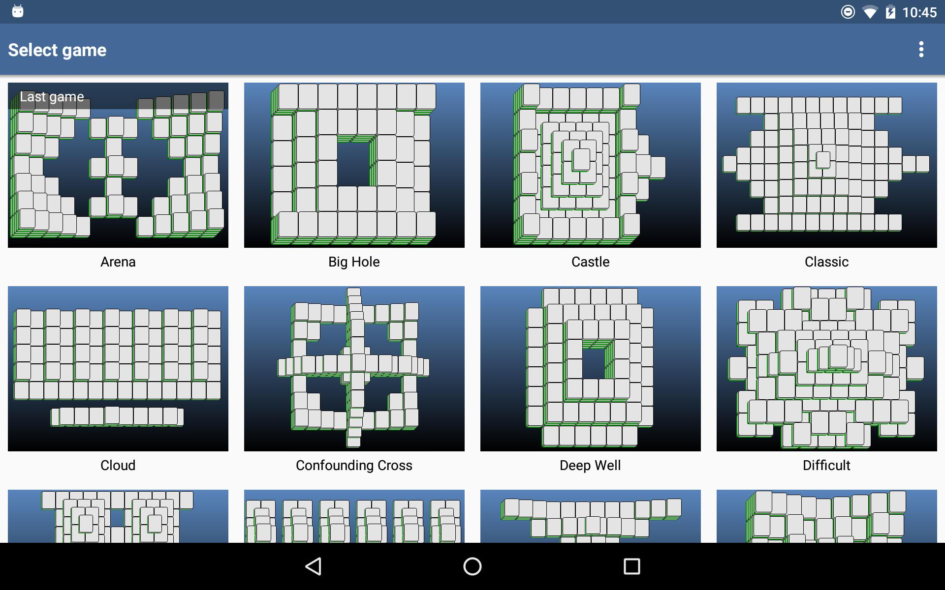 Mahjongg Builder 2.2.0 Screenshot 9