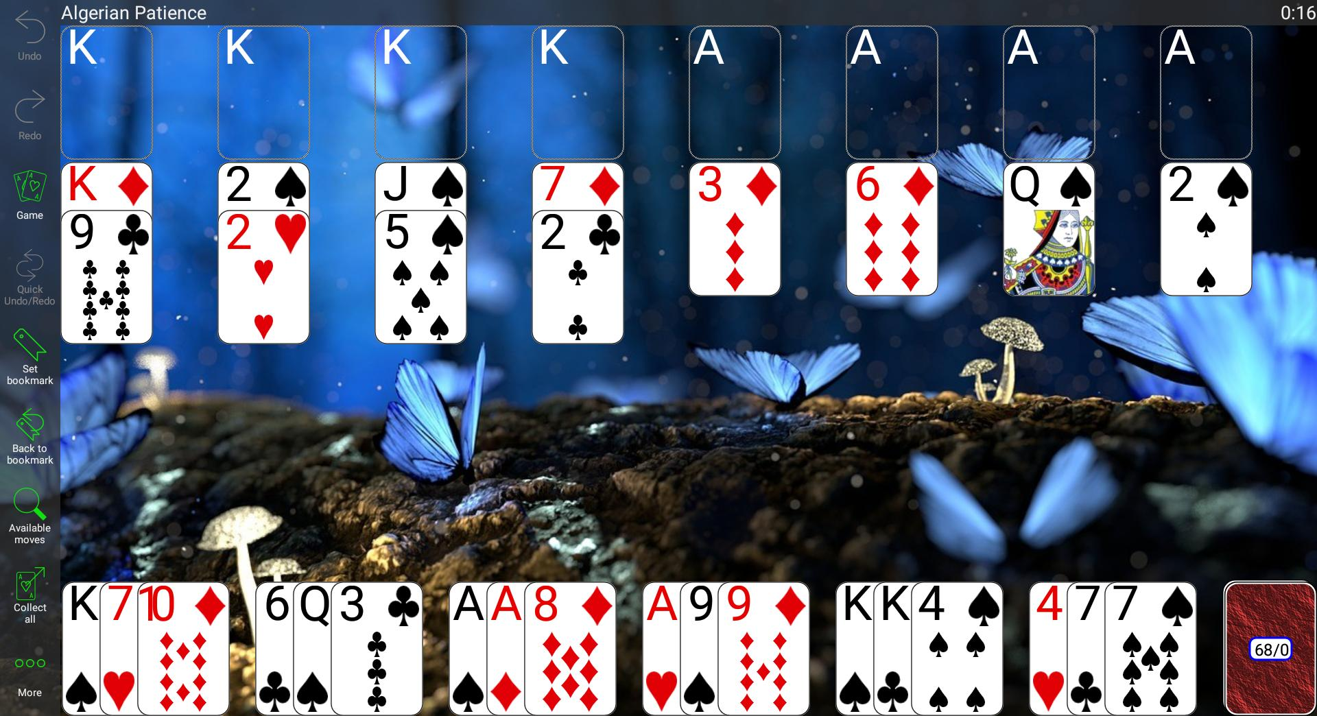 250+ Solitaire Collection 4.15.10 Screenshot 10