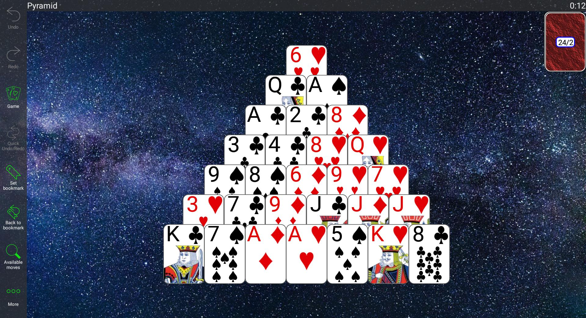 250+ Solitaire Collection 4.15.10 Screenshot 12