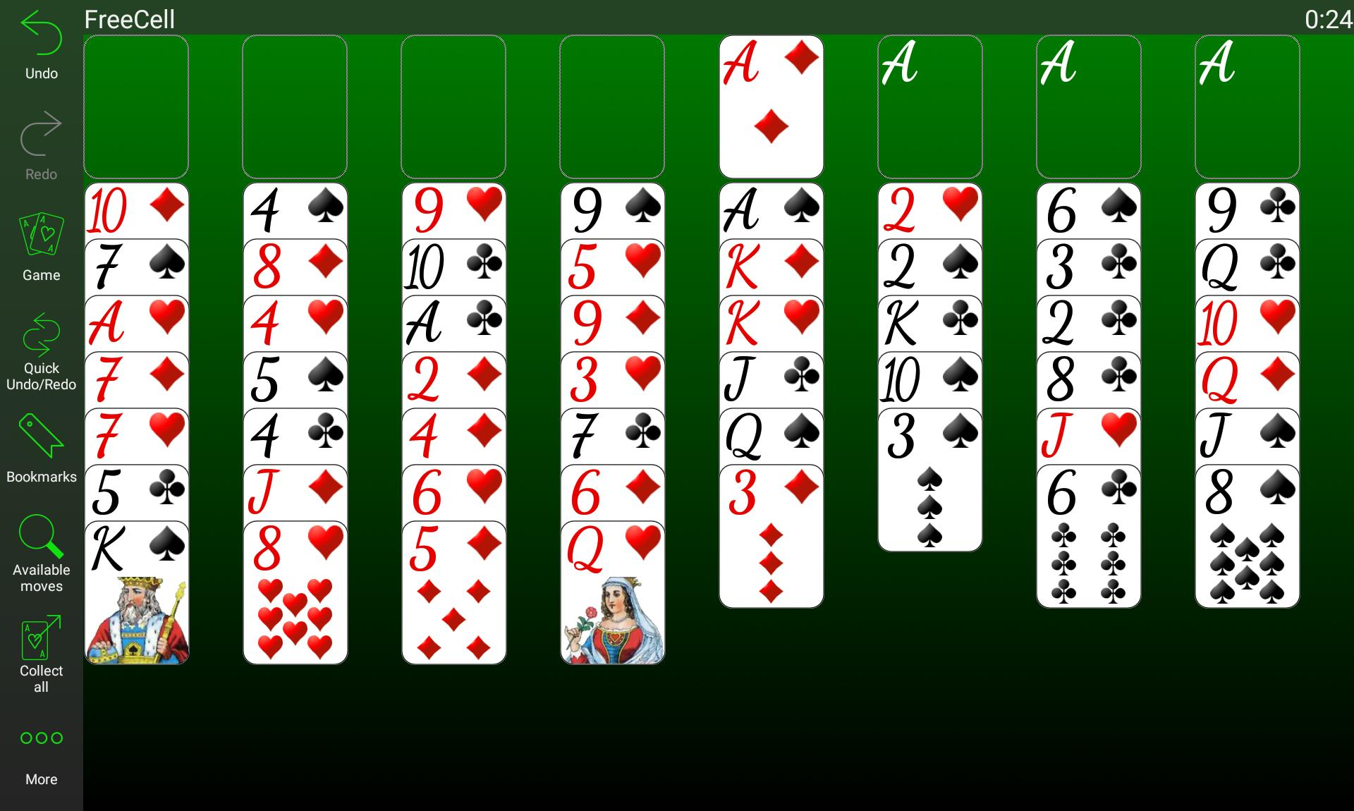 250+ Solitaire Collection 4.15.10 Screenshot 16