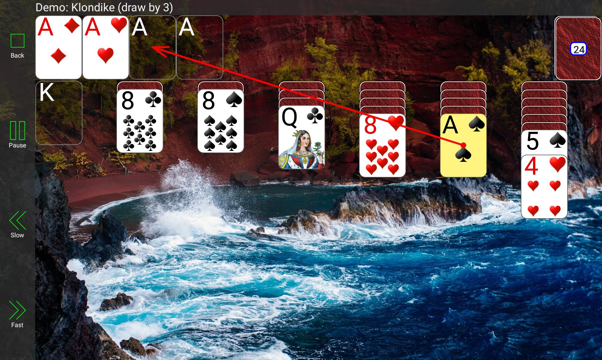 250+ Solitaire Collection 4.15.10 Screenshot 18