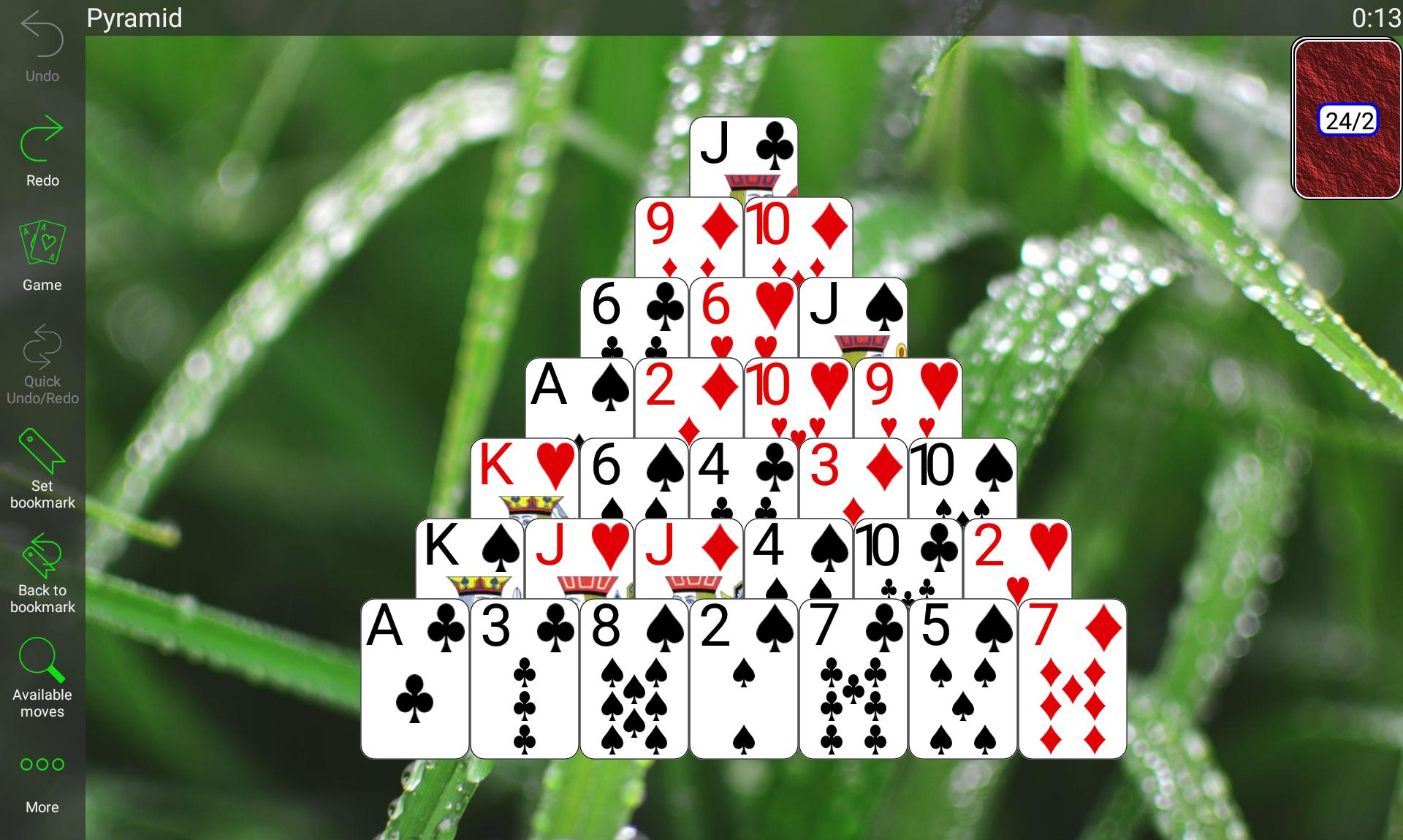 250+ Solitaire Collection 4.15.10 Screenshot 19