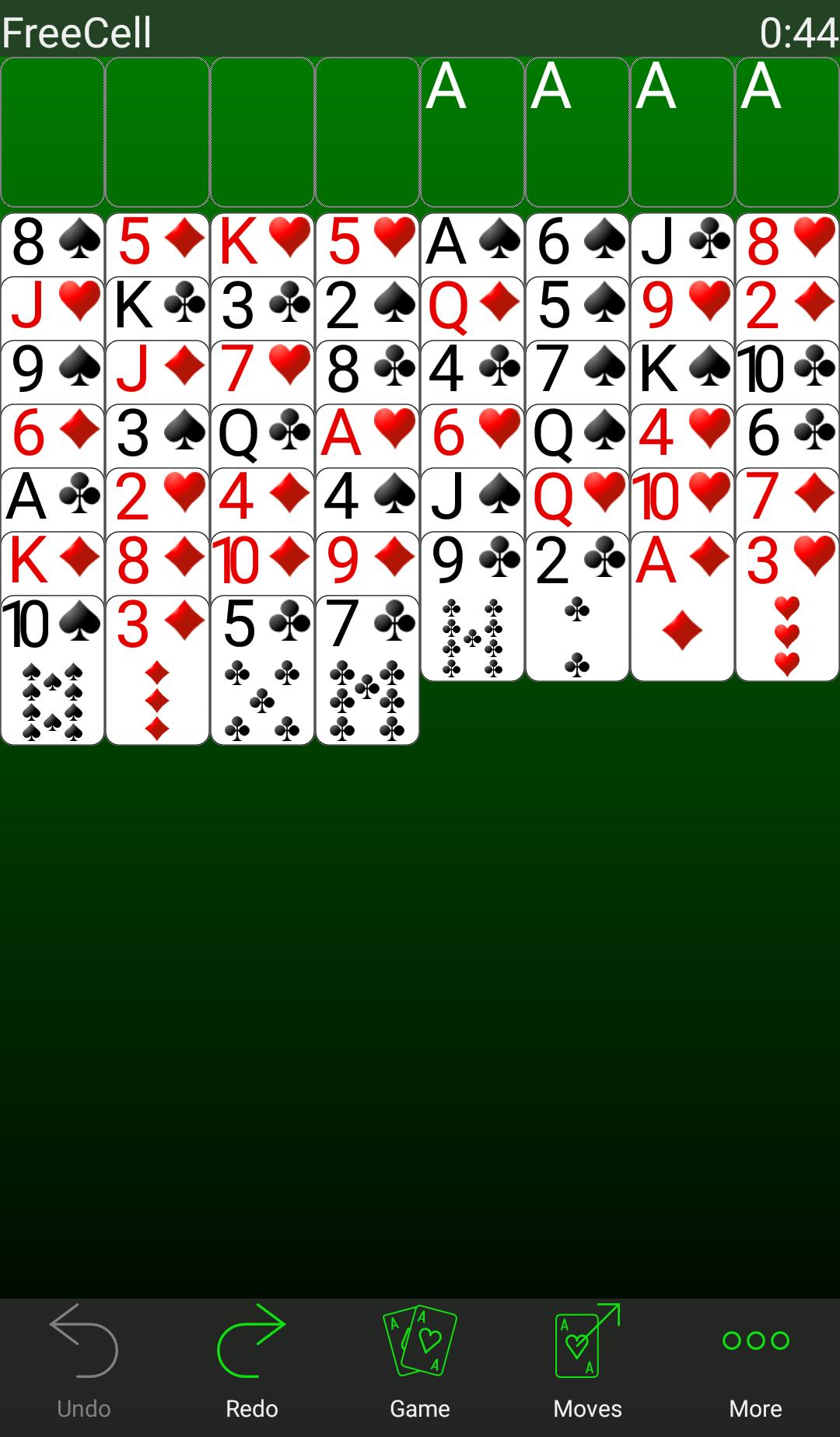 250+ Solitaire Collection 4.15.10 Screenshot 2