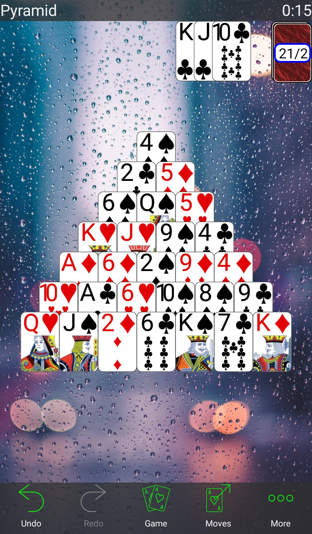 250+ Solitaire Collection 4.15.10 Screenshot 5