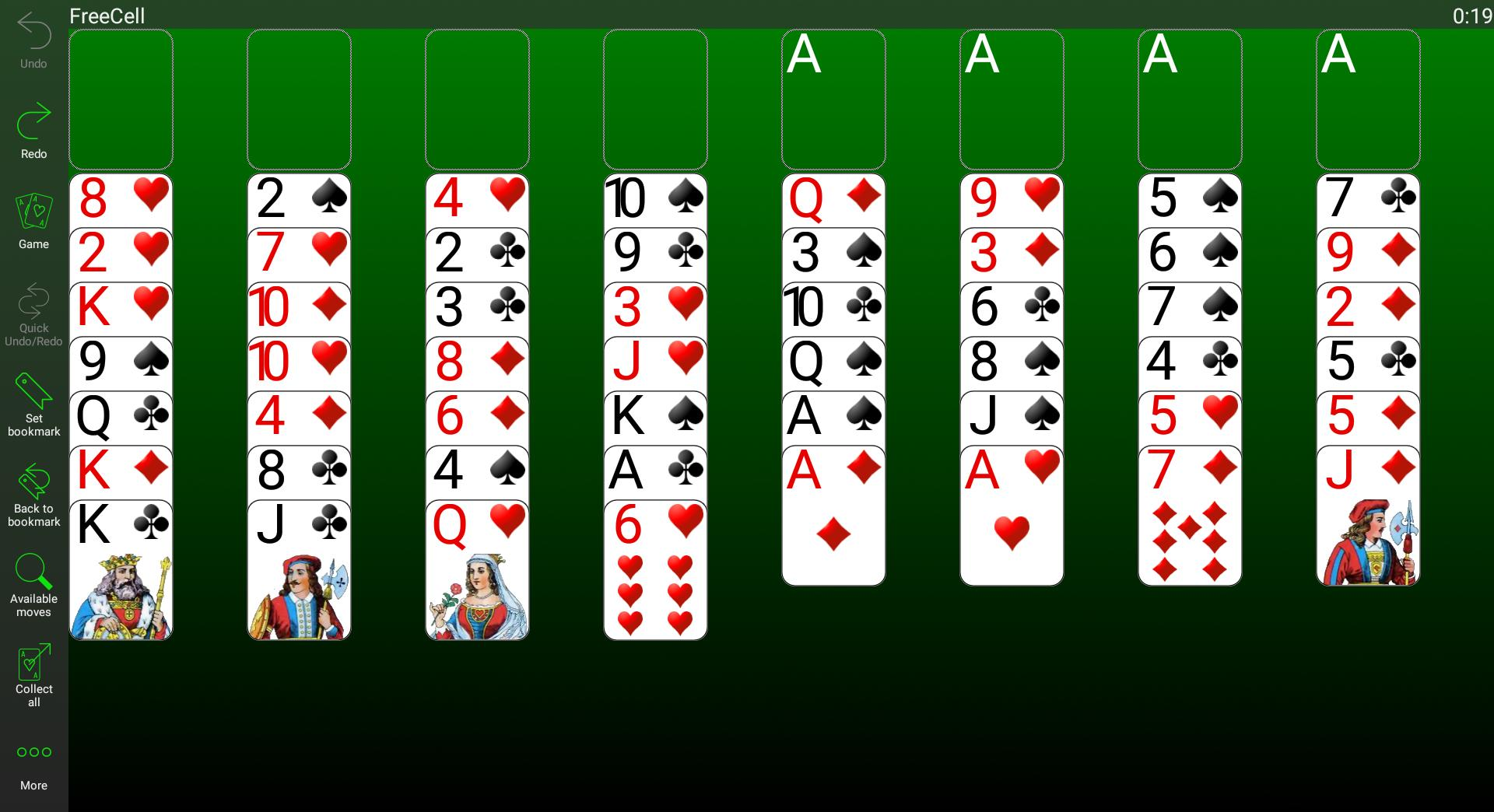 250+ Solitaire Collection 4.15.10 Screenshot 9