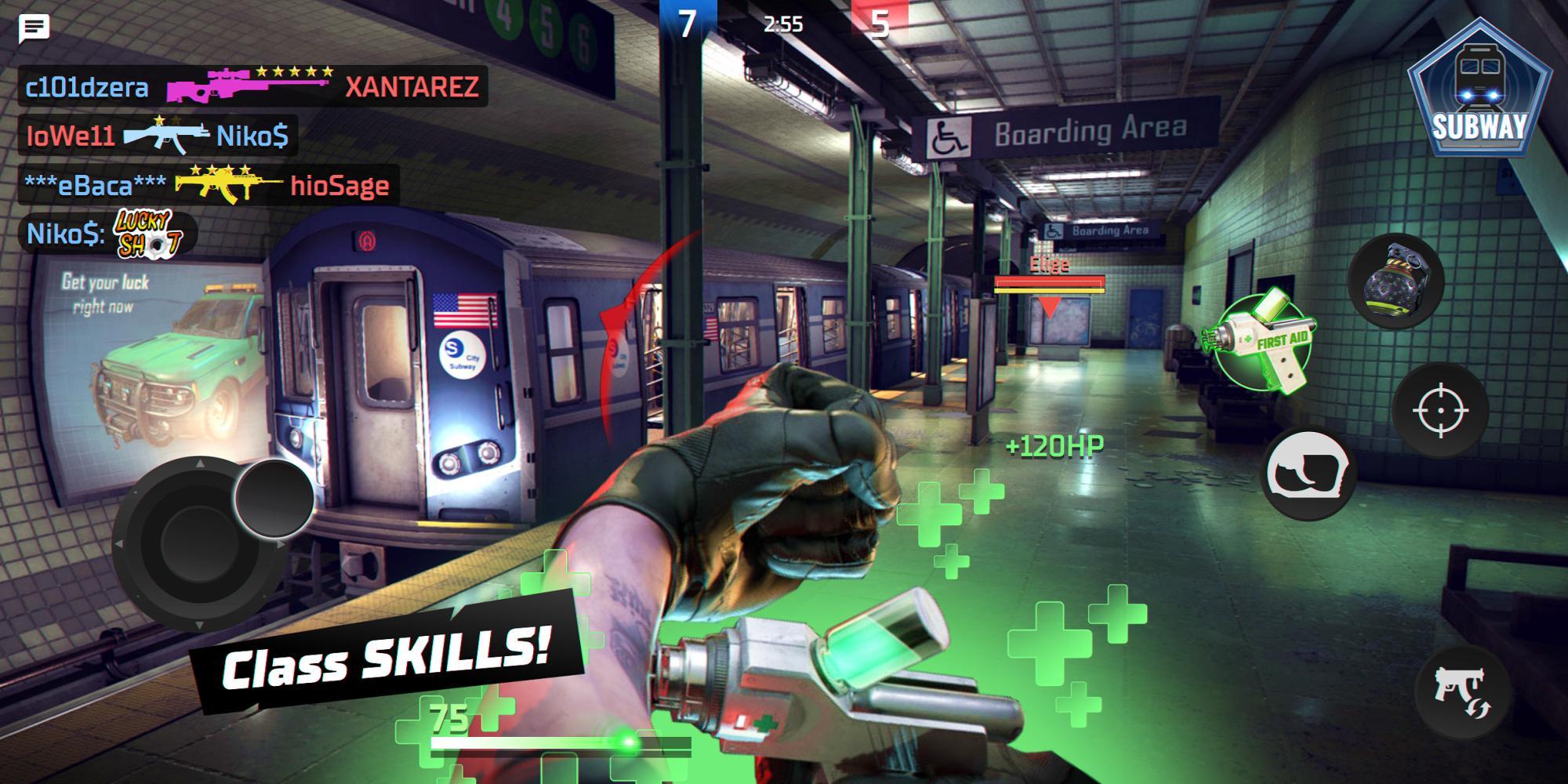 Action Strike Online PvP FPS 0.9.33 Screenshot 16
