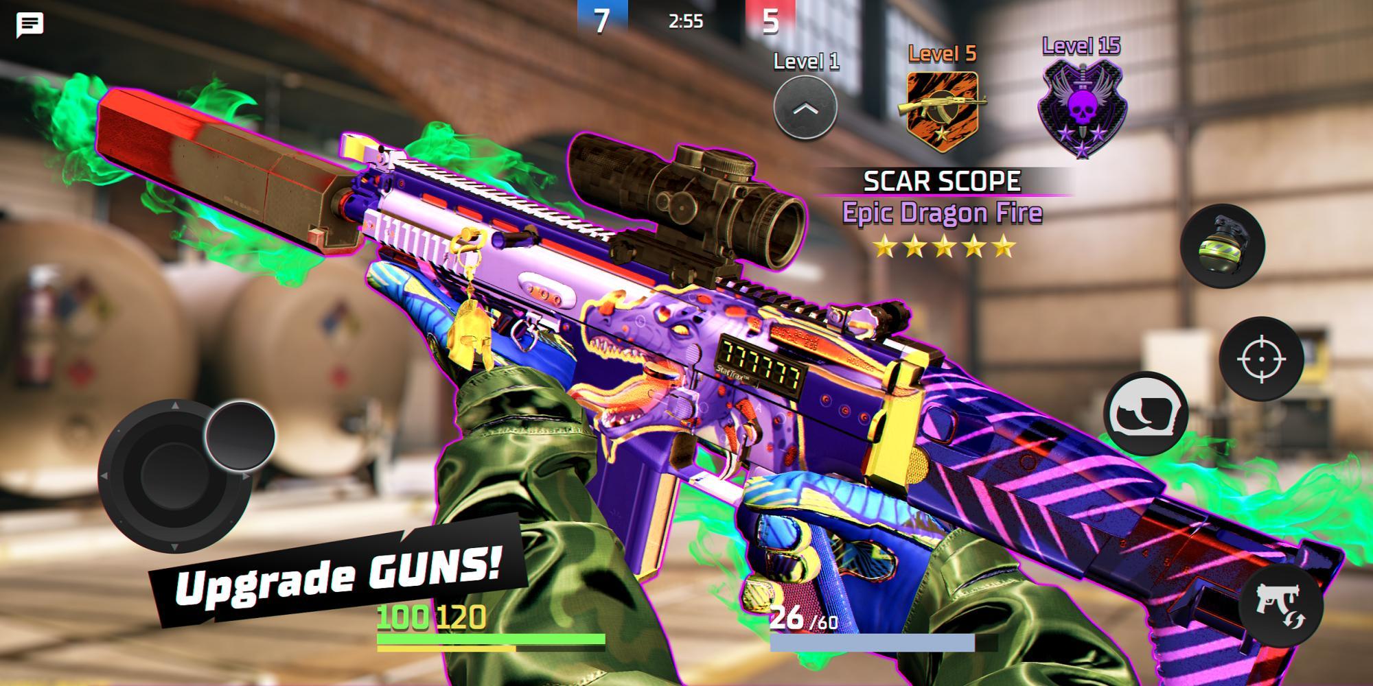 Action Strike Online PvP FPS 0.9.33 Screenshot 17