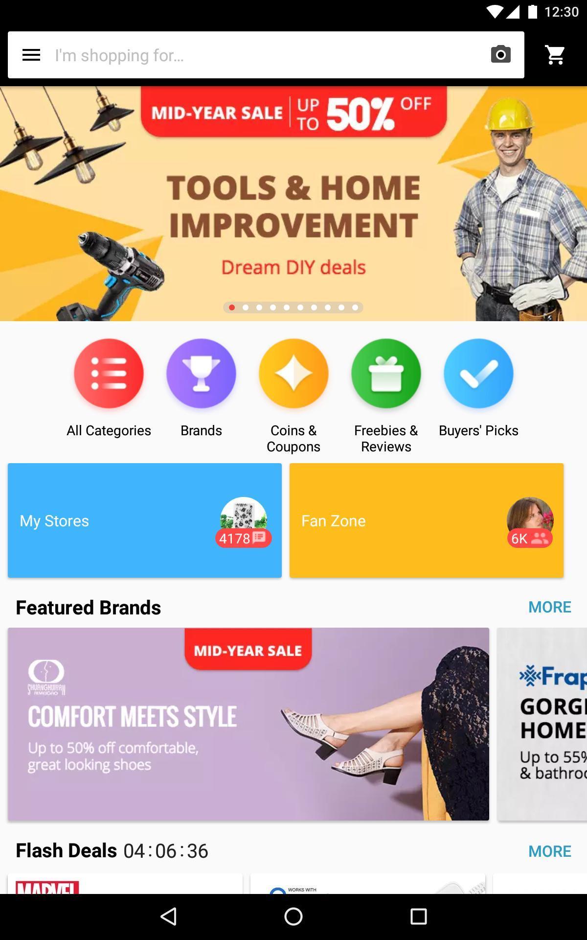 AliExpress Smarter Shopping, Better Living 8.3.3 Screenshot 11