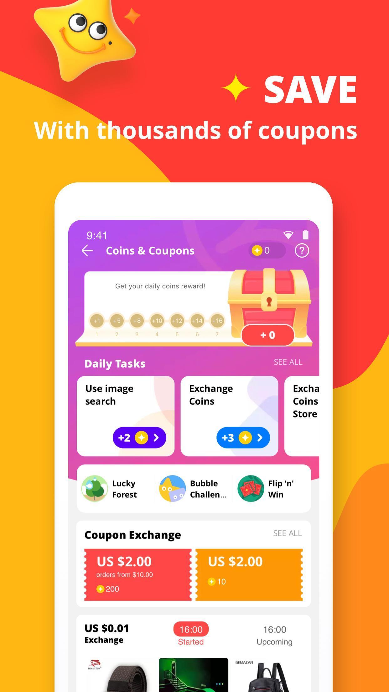 AliExpress Smarter Shopping, Better Living 8.3.3 Screenshot 4