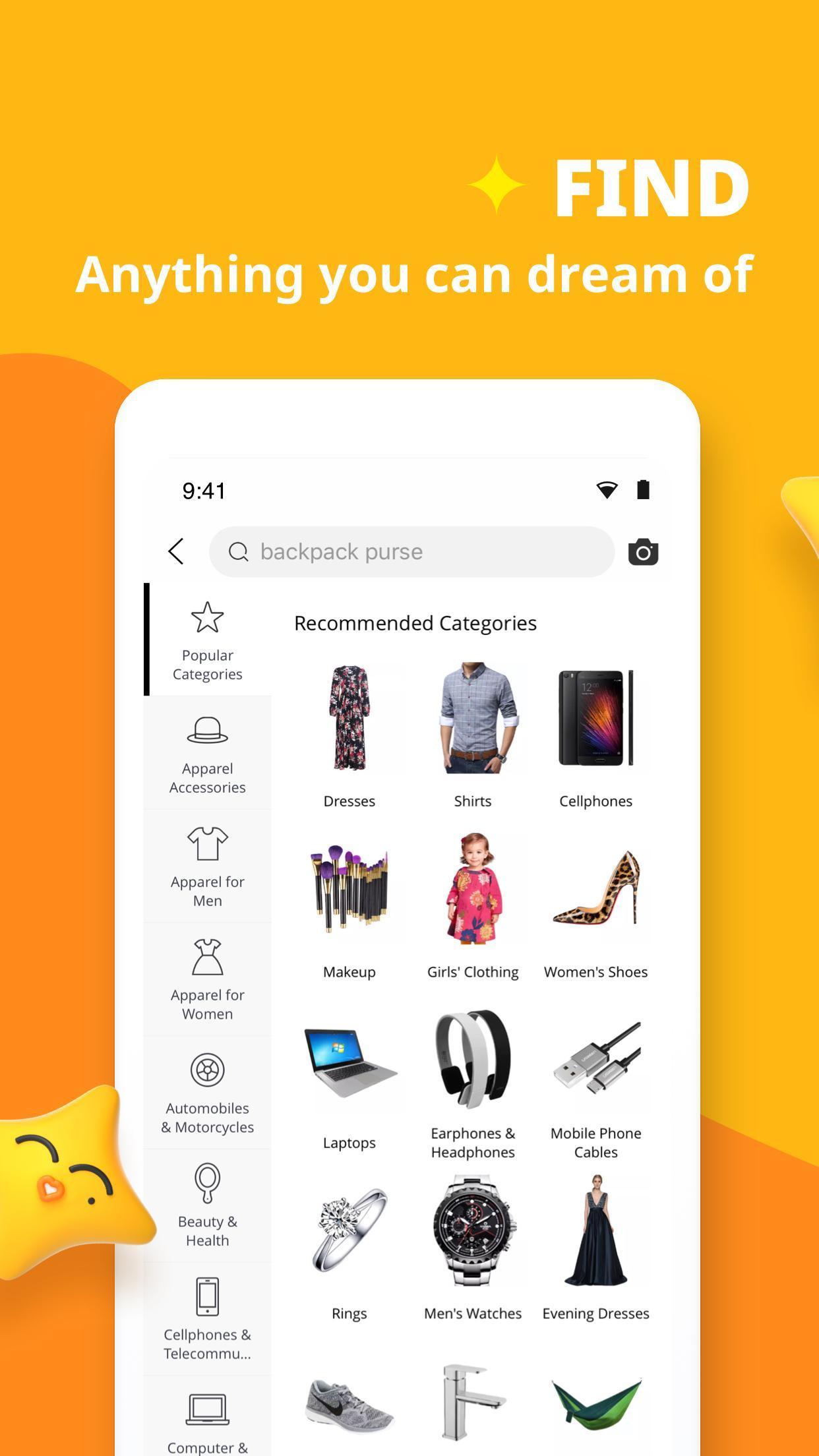 AliExpress Smarter Shopping, Better Living 8.3.3 Screenshot 5