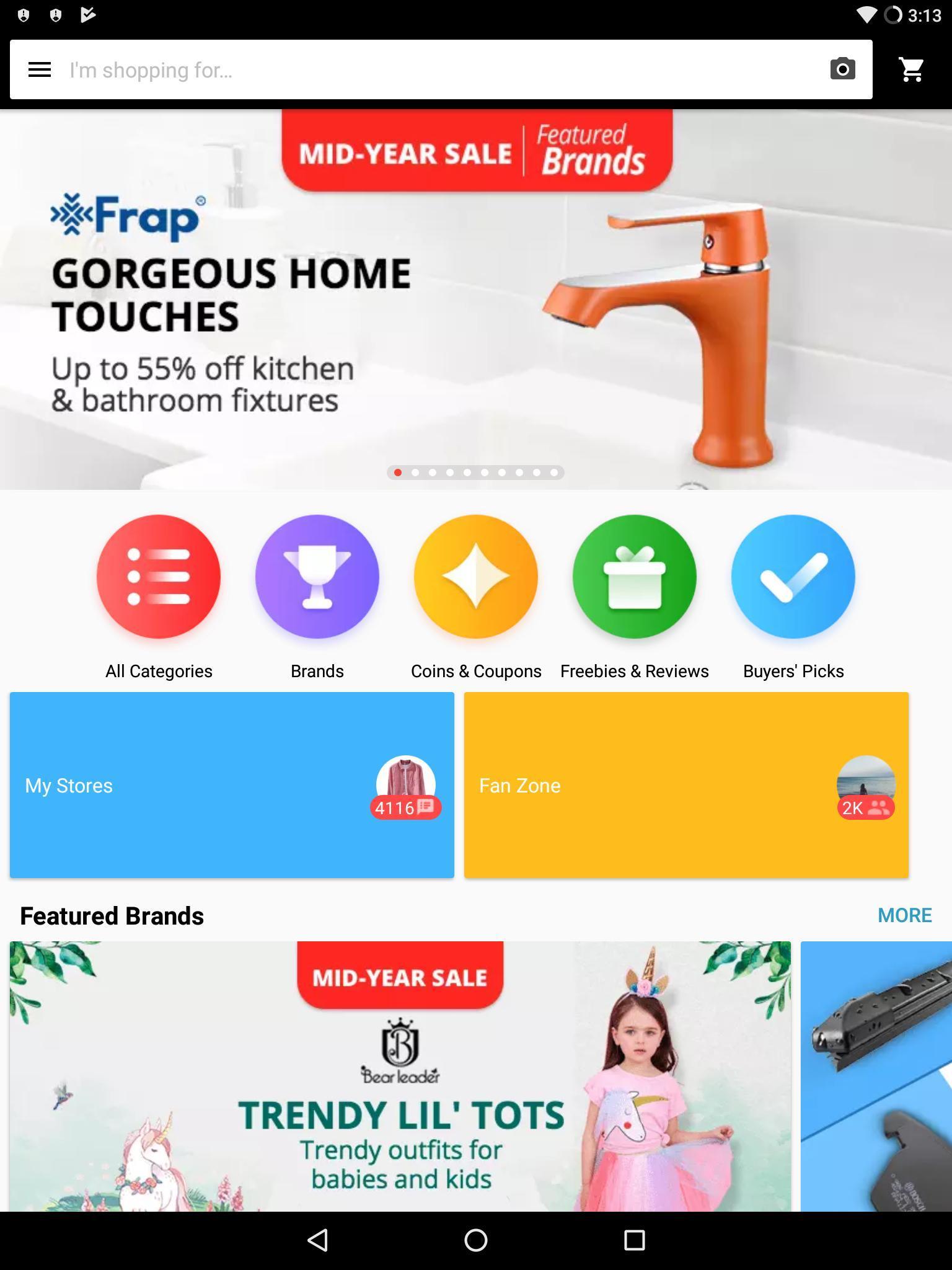 AliExpress Smarter Shopping, Better Living 8.3.3 Screenshot 7