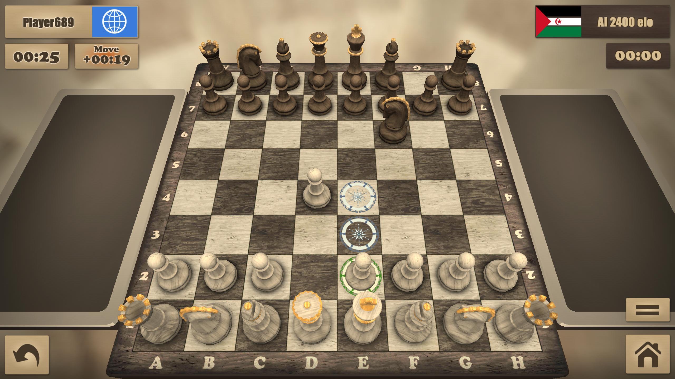 Real Chess 3.101 Screenshot 1